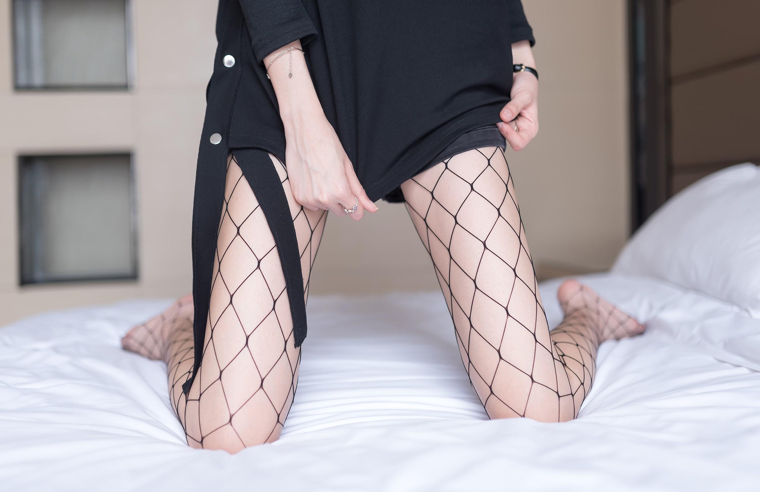 【兔玩映画】网袜少女! 兔玩映画 第24张