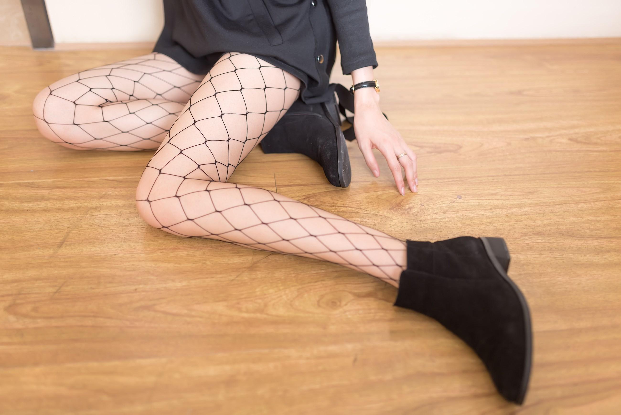 【兔玩映画】网袜少女! 兔玩映画 第22张