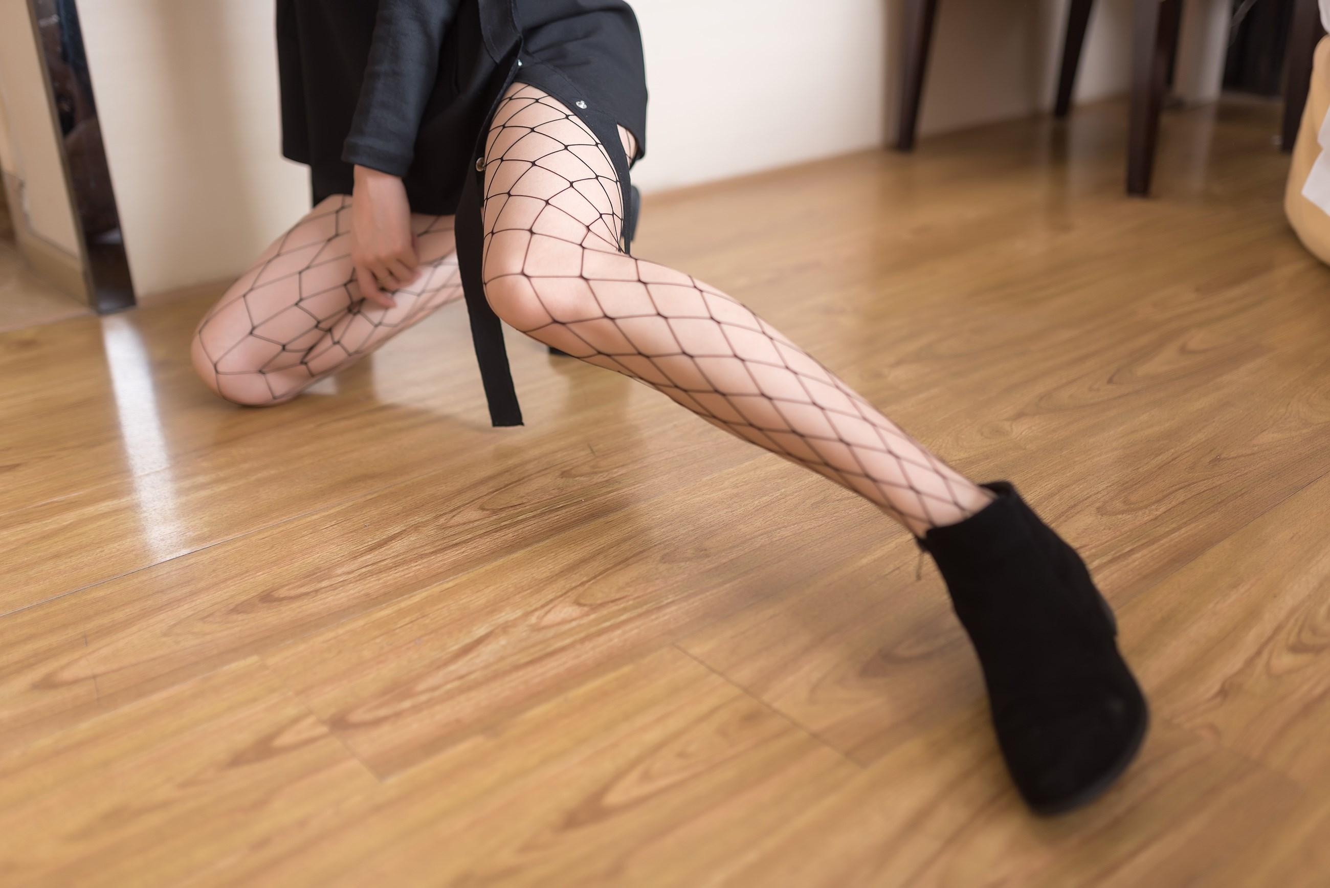【兔玩映画】网袜少女! 兔玩映画 第19张