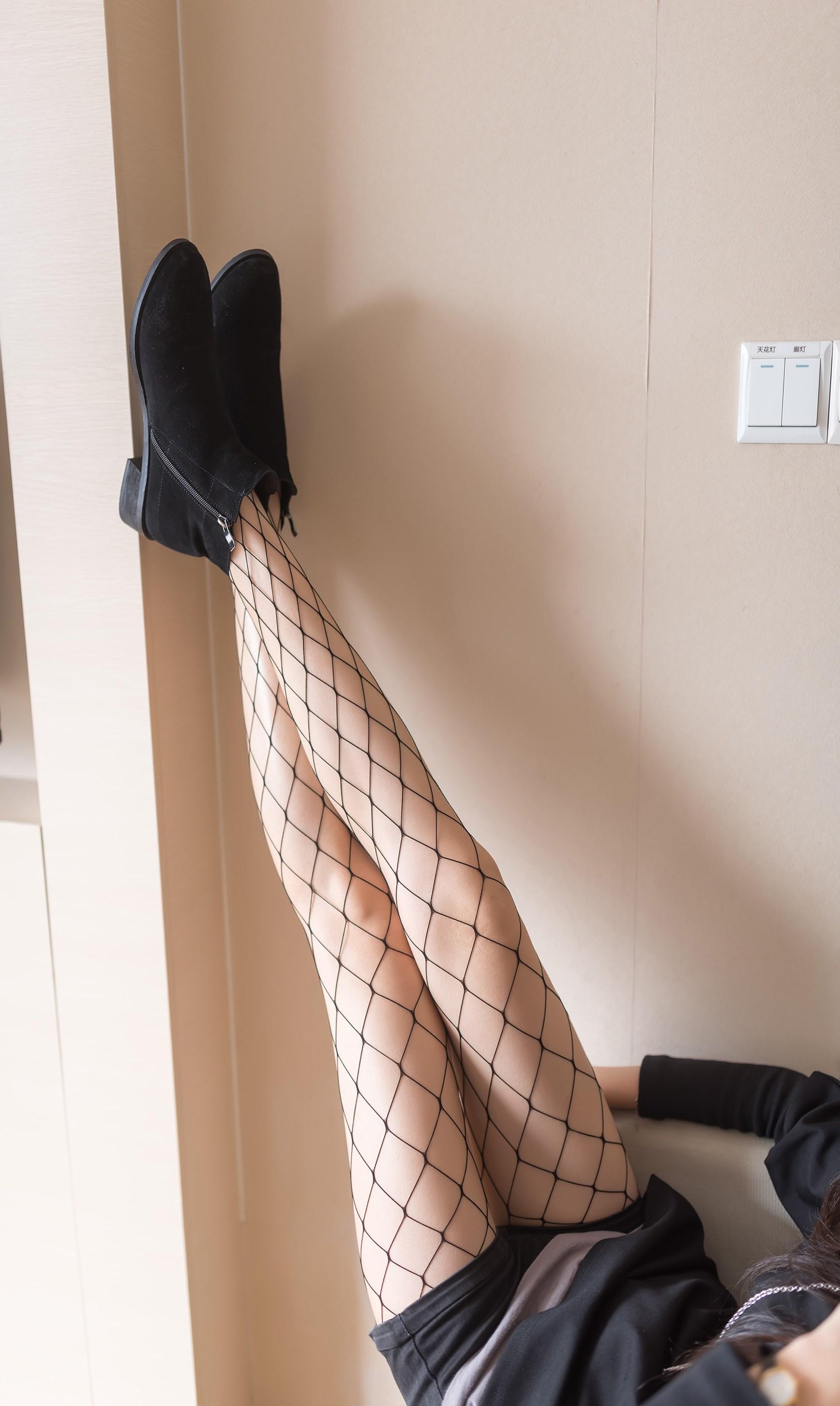 【兔玩映画】网袜少女! 兔玩映画 第15张