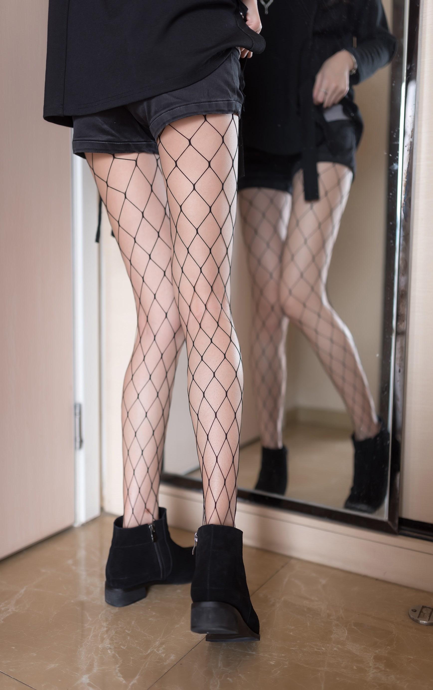 【兔玩映画】网袜少女! 兔玩映画 第12张