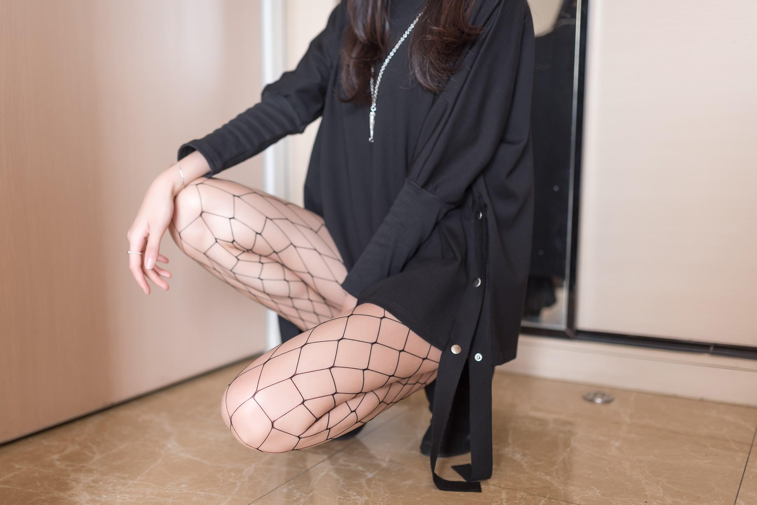 【兔玩映画】网袜少女! 兔玩映画 第7张