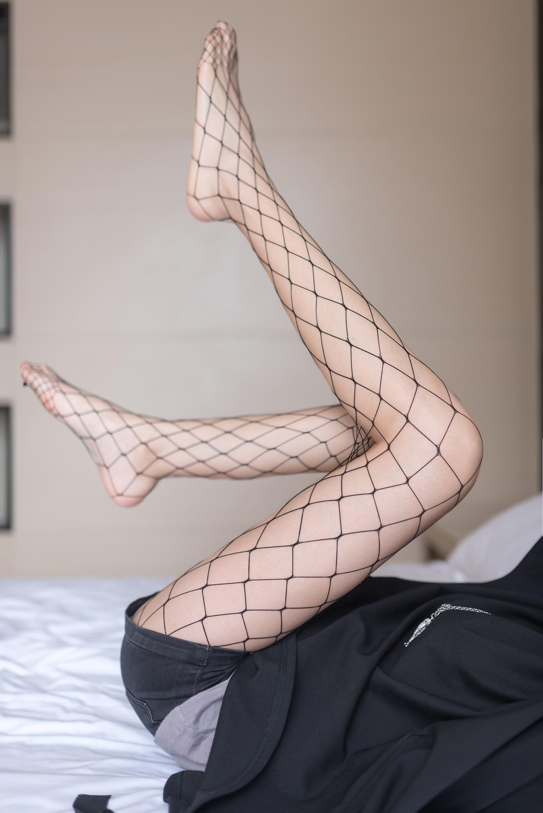 【兔玩映画】网袜少女! 兔玩映画 第4张