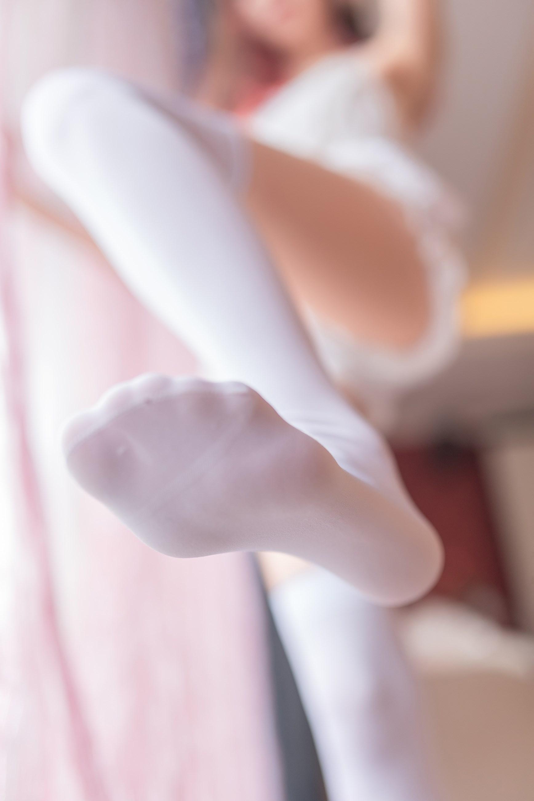 【兔玩映画】白丝足控 兔玩映画 第1张
