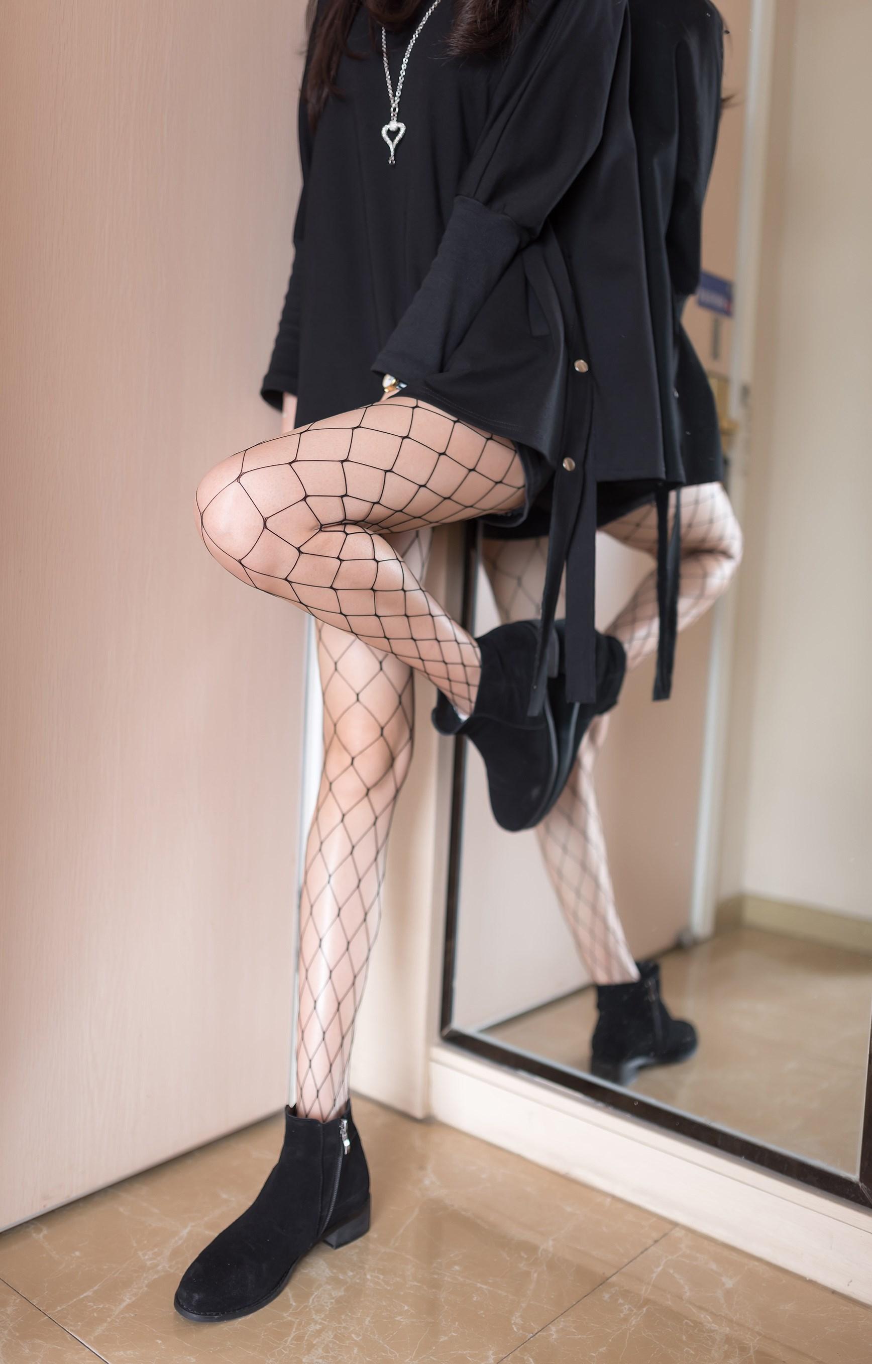 【兔玩映画】网袜少女! 兔玩映画 第2张