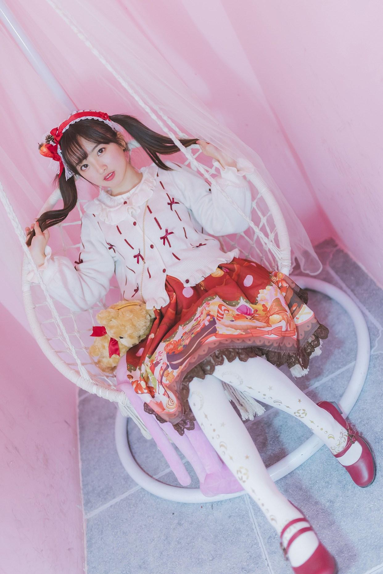 【兔玩映画】一只甜甜的小女友 兔玩映画 第43张