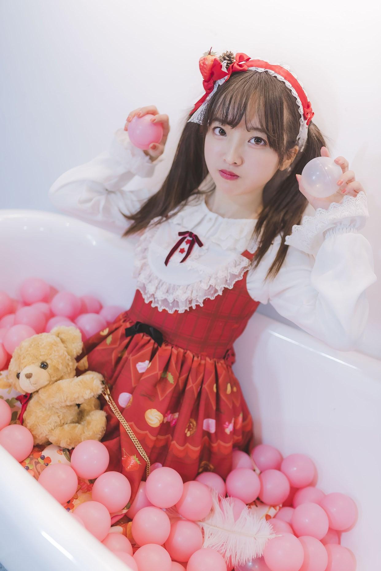 【兔玩映画】一只甜甜的小女友 兔玩映画 第42张