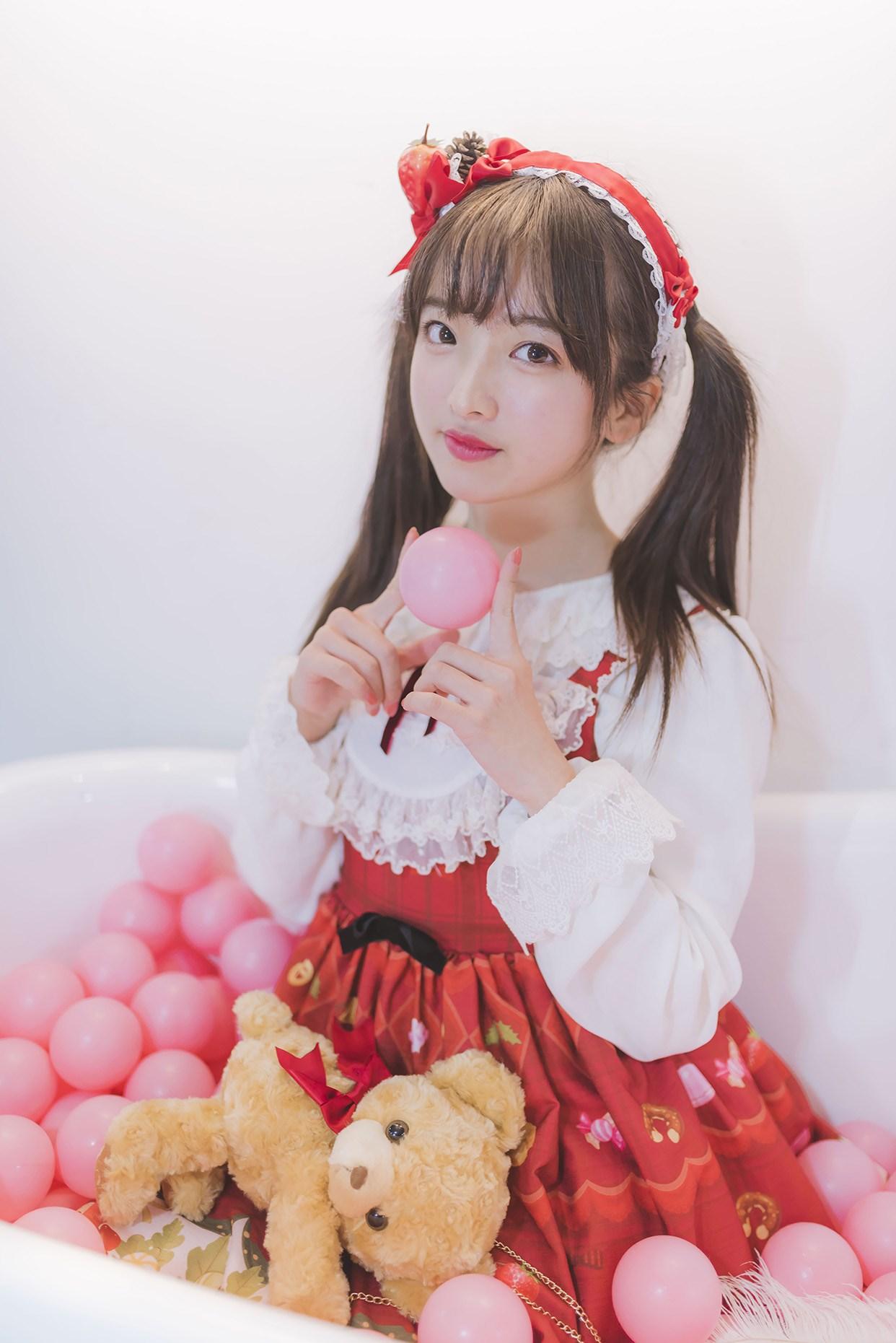 【兔玩映画】一只甜甜的小女友 兔玩映画 第40张