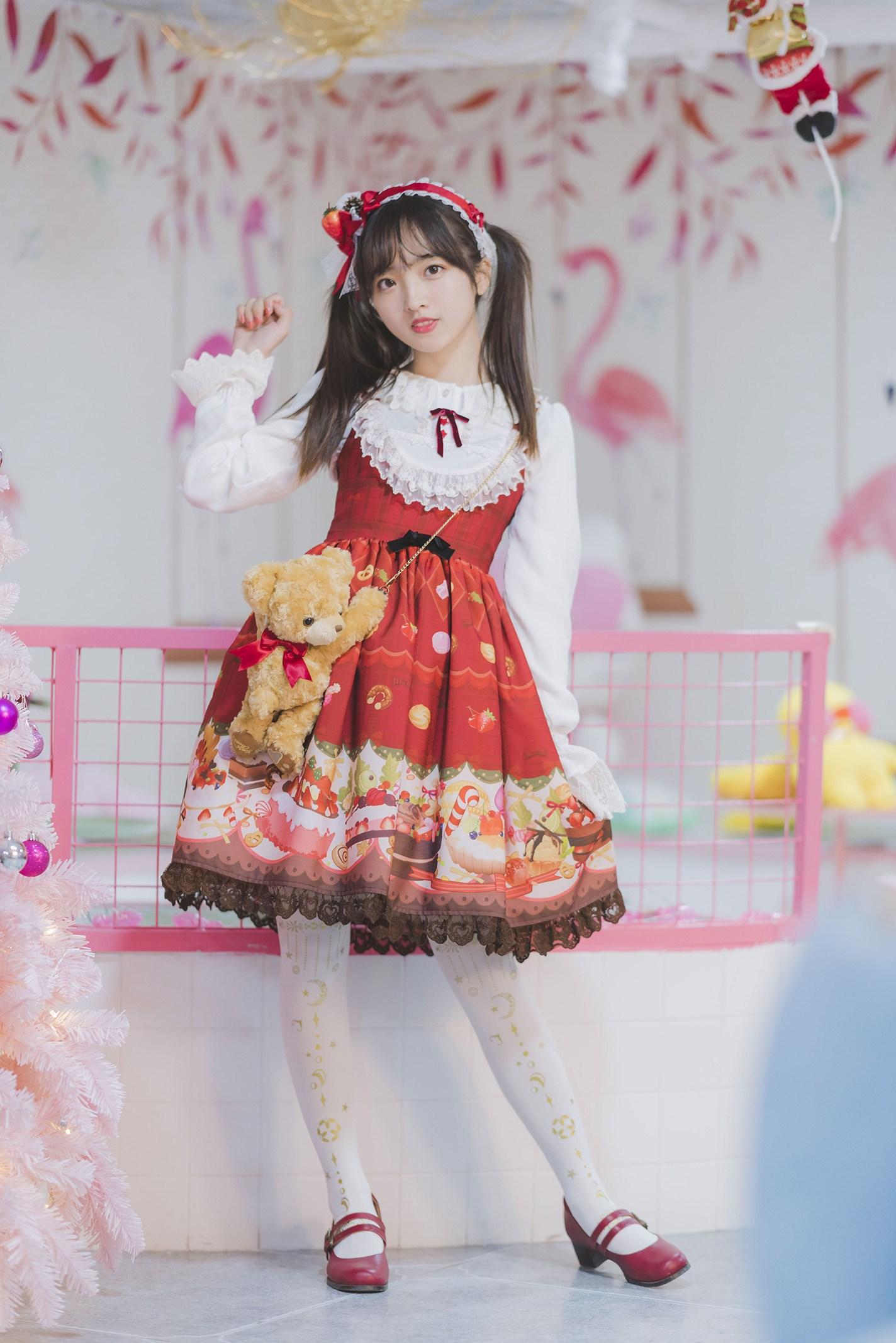 【兔玩映画】一只甜甜的小女友 兔玩映画 第35张