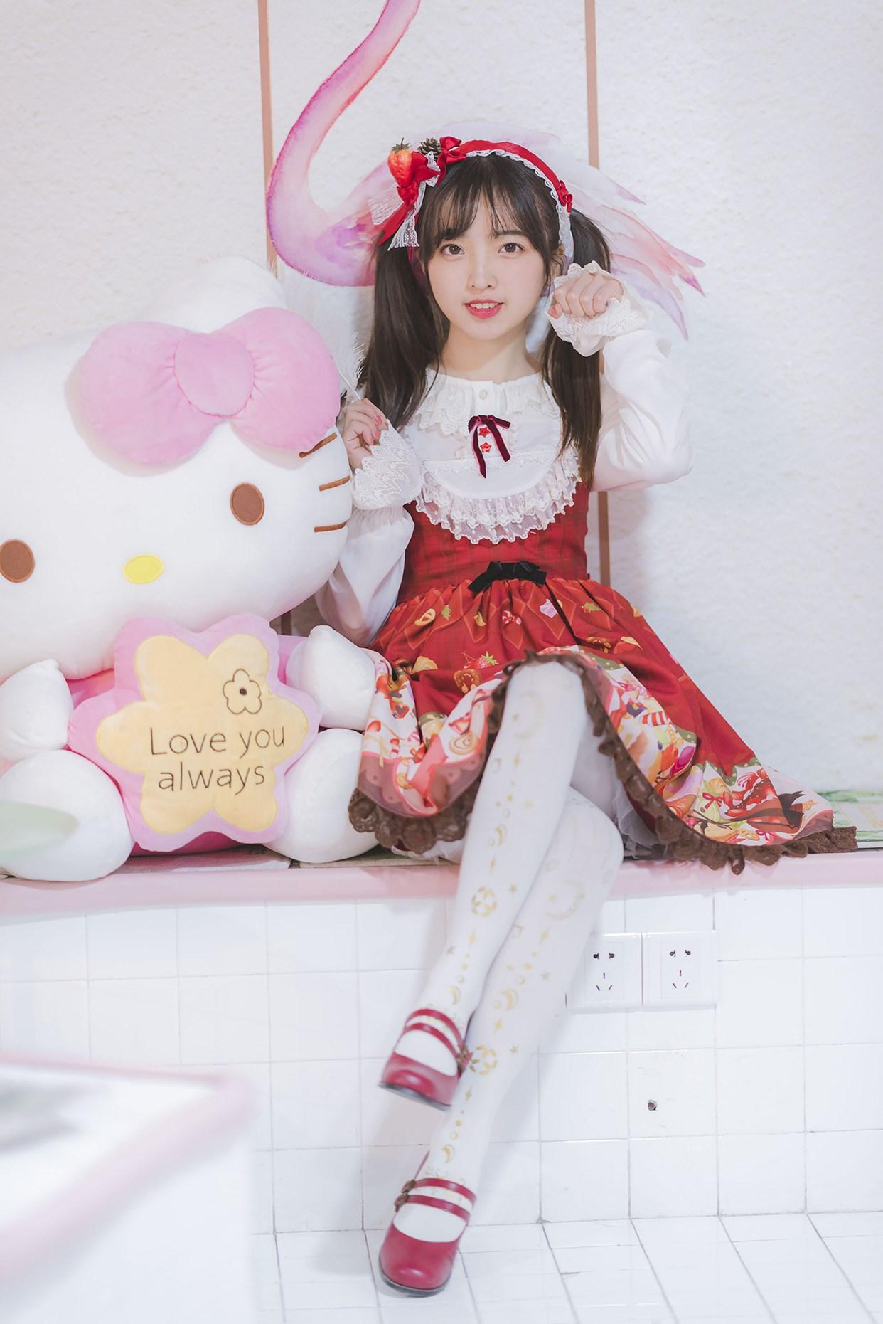 【兔玩映画】一只甜甜的小女友 兔玩映画 第34张