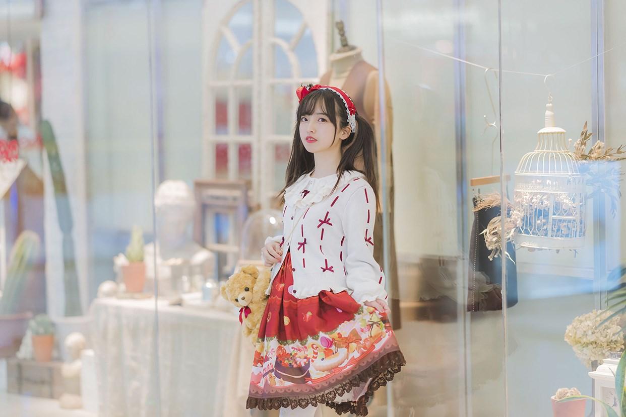 【兔玩映画】一只甜甜的小女友 兔玩映画 第27张