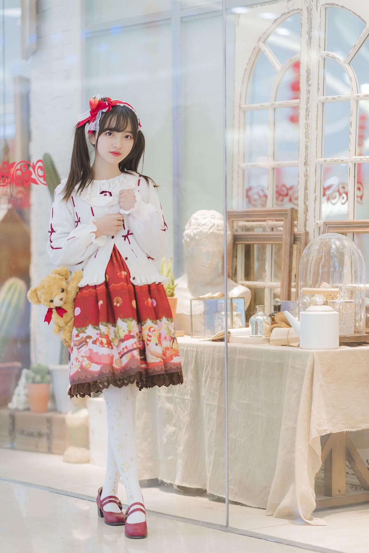 【兔玩映画】一只甜甜的小女友 兔玩映画 第26张