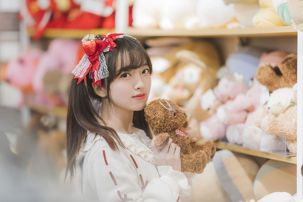 【兔玩映画】一只甜甜的小女友 兔玩映画 第25张