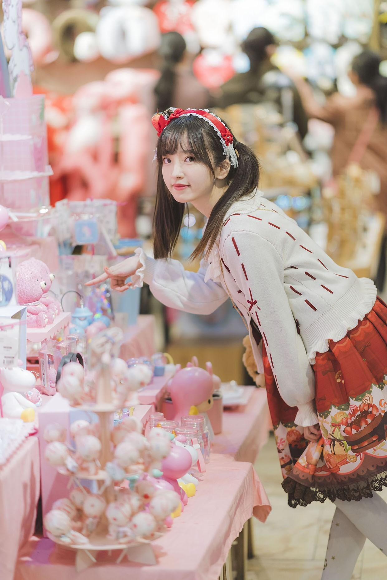 【兔玩映画】一只甜甜的小女友 兔玩映画 第2张