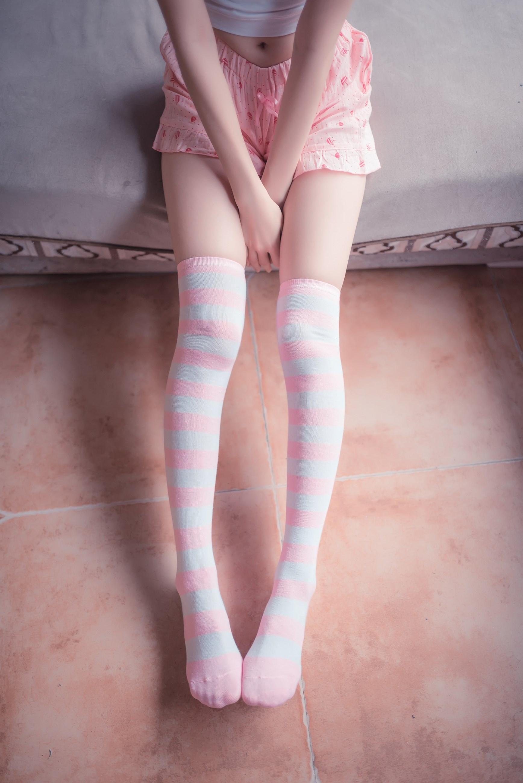 【兔玩映画】粉白条纹 兔玩映画 第39张