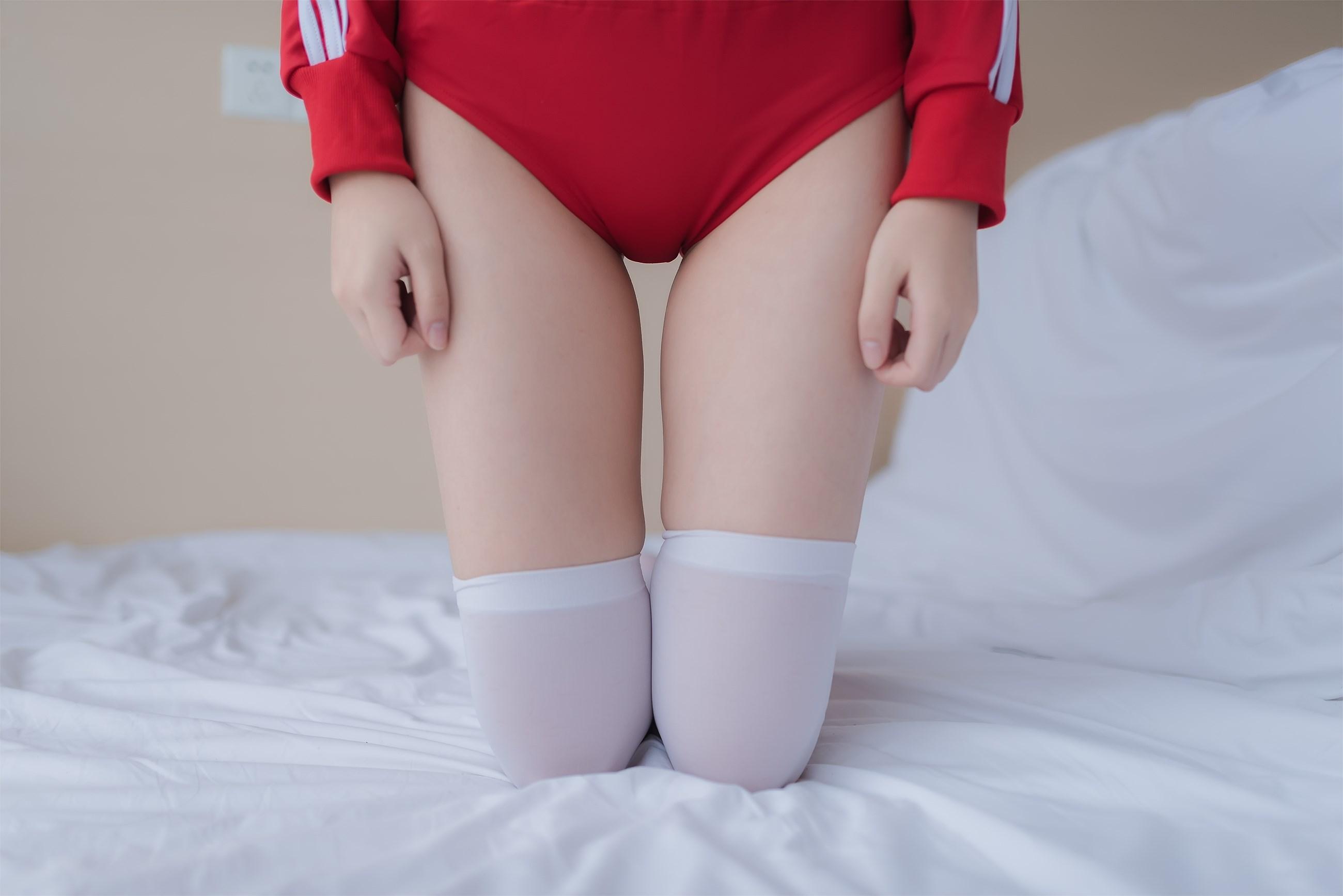 【兔玩映画】露脐体操服 兔玩映画 第29张