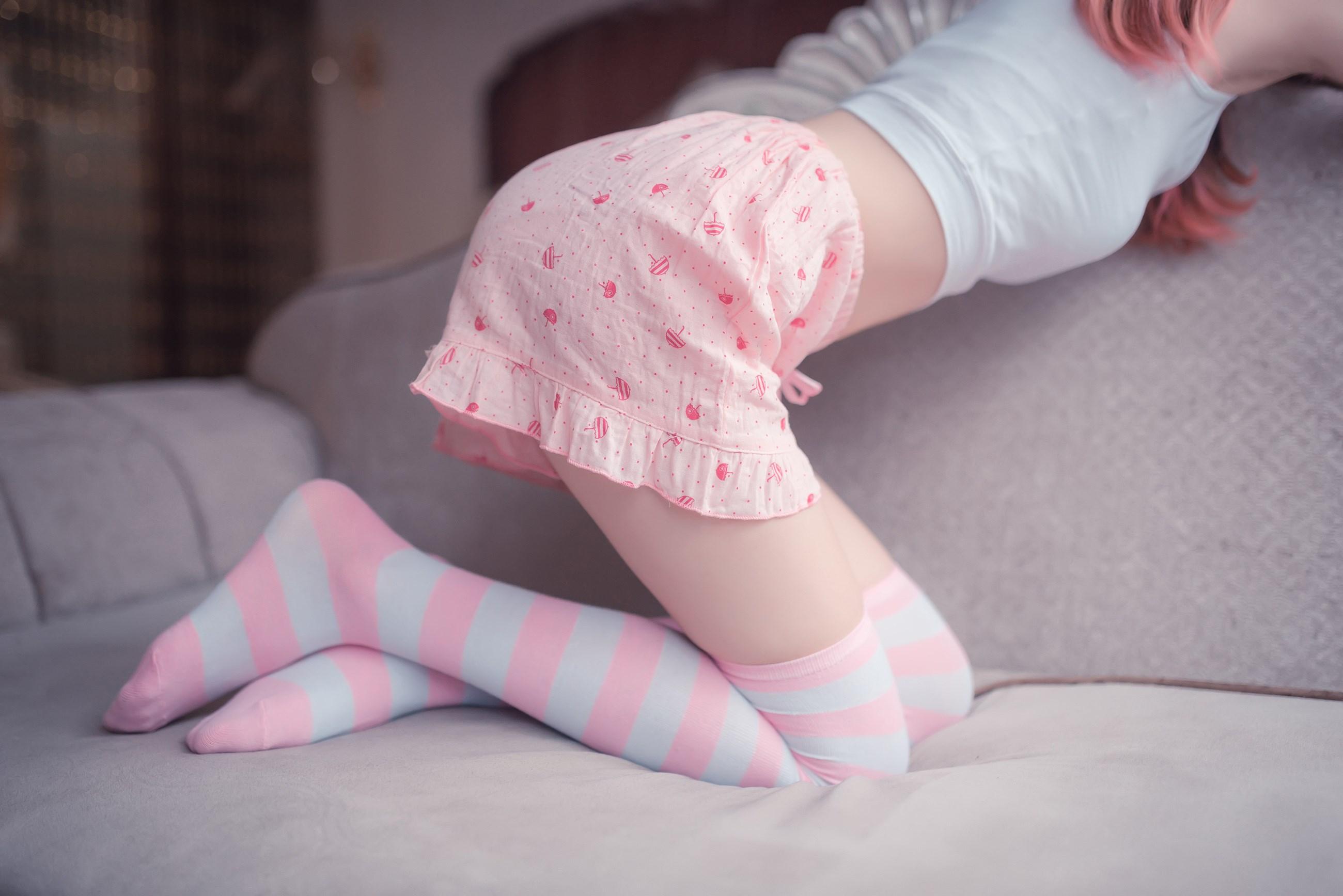 【兔玩映画】粉白条纹 兔玩映画 第21张