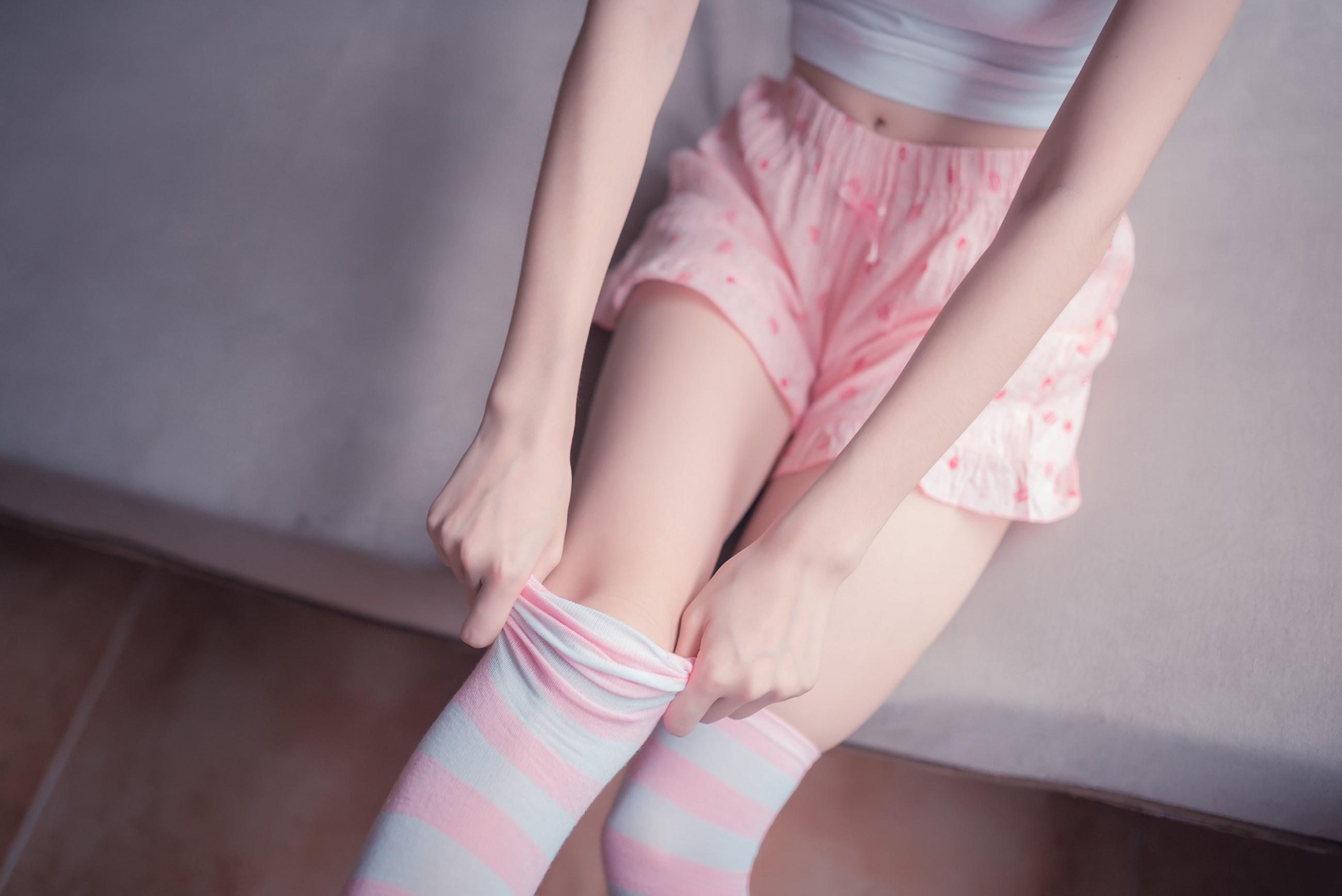【兔玩映画】粉白条纹 兔玩映画 第17张
