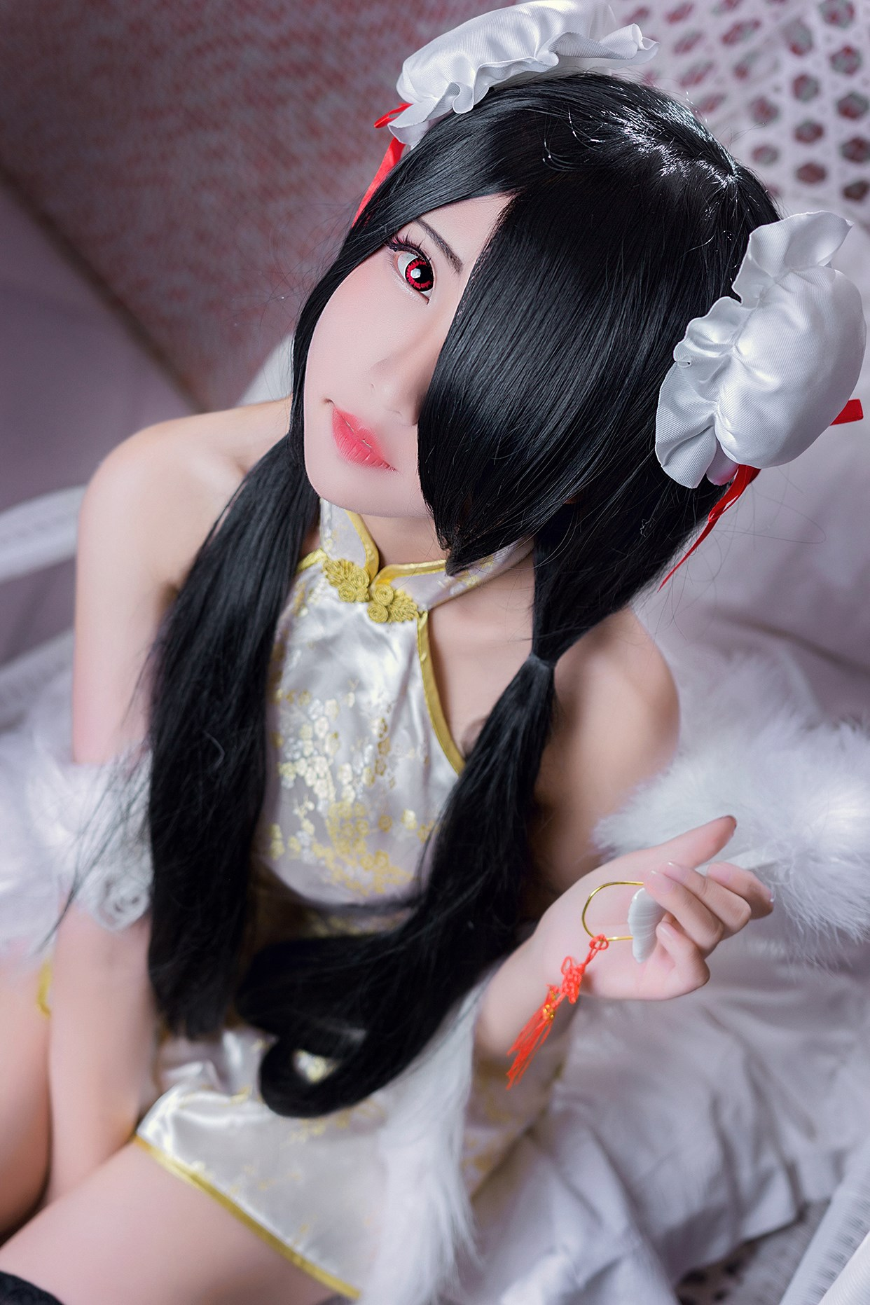 【兔玩映画】旗袍狂三喵 兔玩映画 第10张