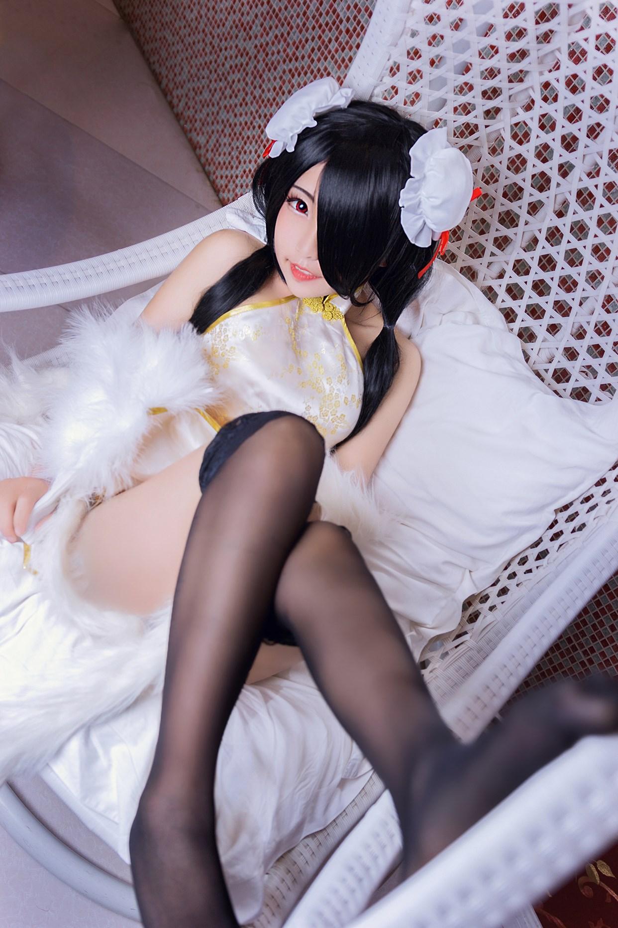 【兔玩映画】旗袍狂三喵 兔玩映画 第3张