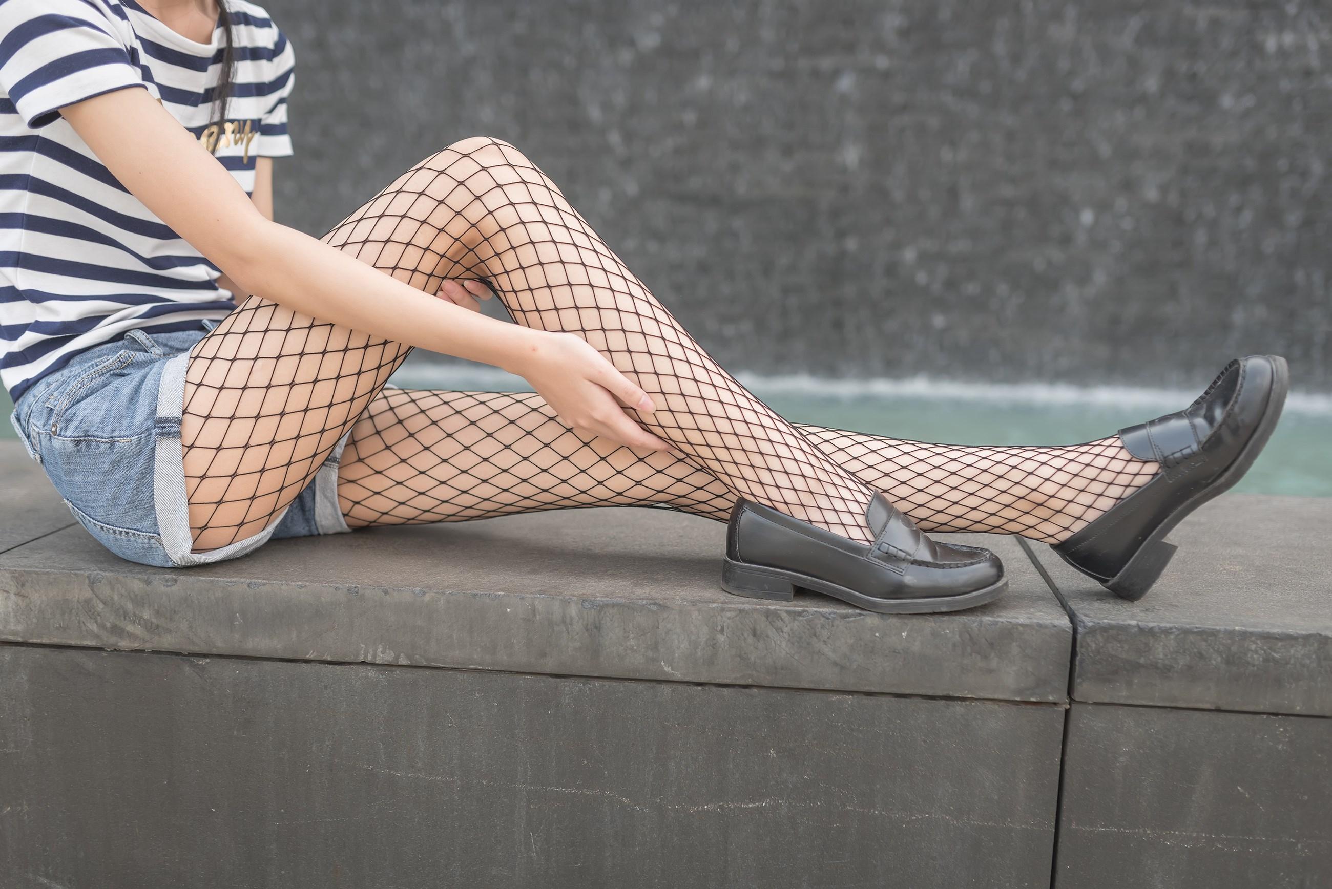 【兔玩映画】网袜真的棒! 兔玩映画 第8张