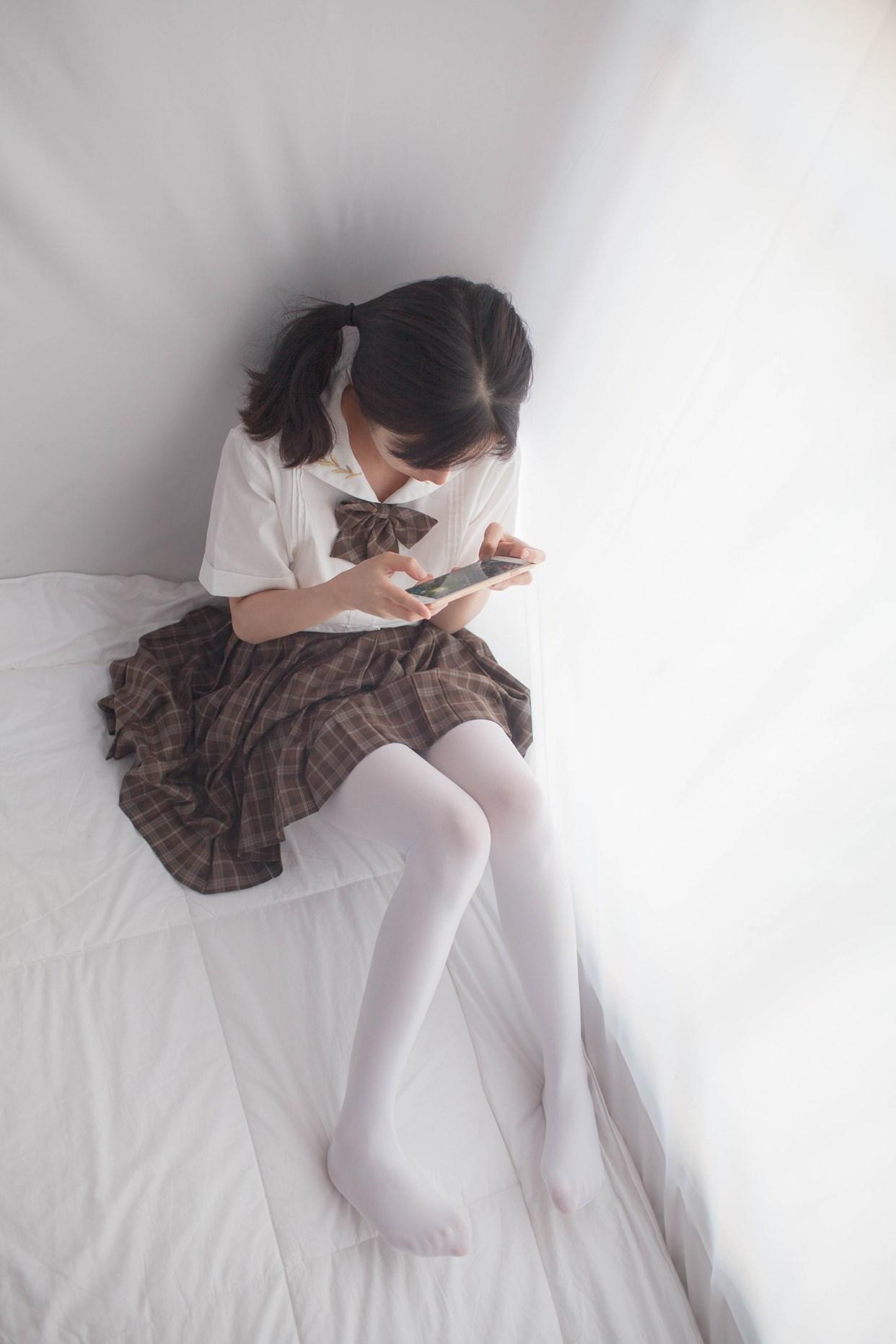 【兔玩映画】白丝少女 兔玩映画 第38张