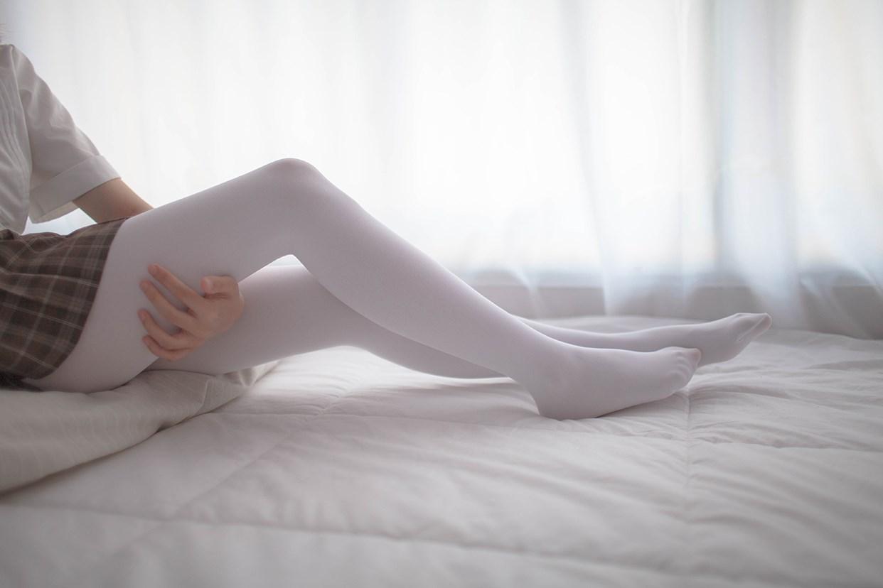 【兔玩映画】白丝少女 兔玩映画 第29张