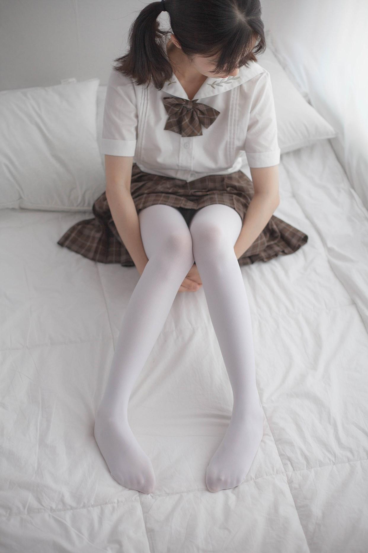 【兔玩映画】白丝少女 兔玩映画 第10张
