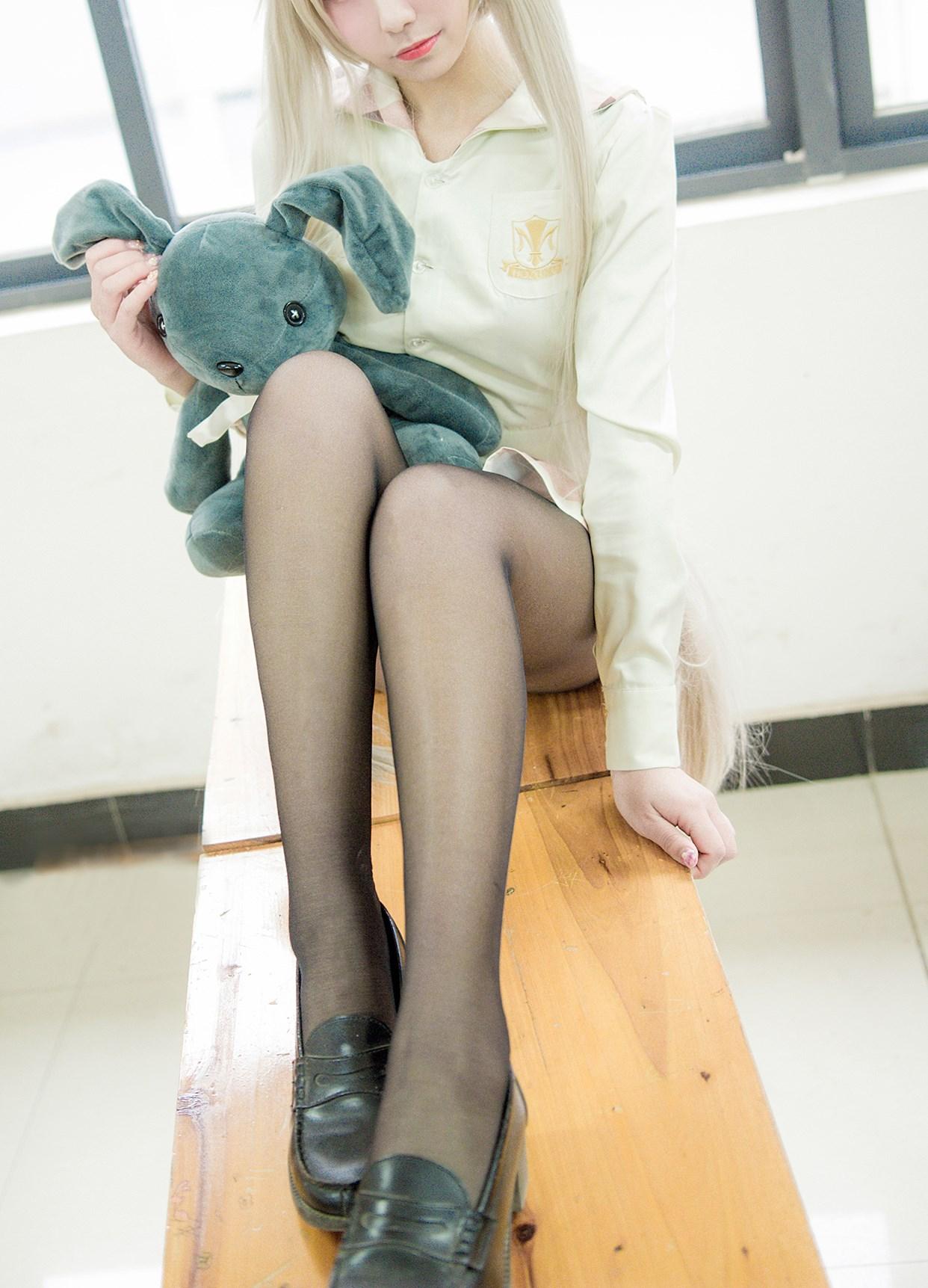 【兔玩映画】穹妹的体操服 兔玩映画 第18张