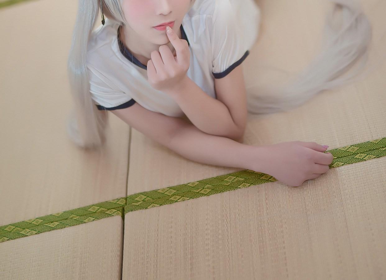 【兔玩映画】穹妹的体操服 兔玩映画 第7张