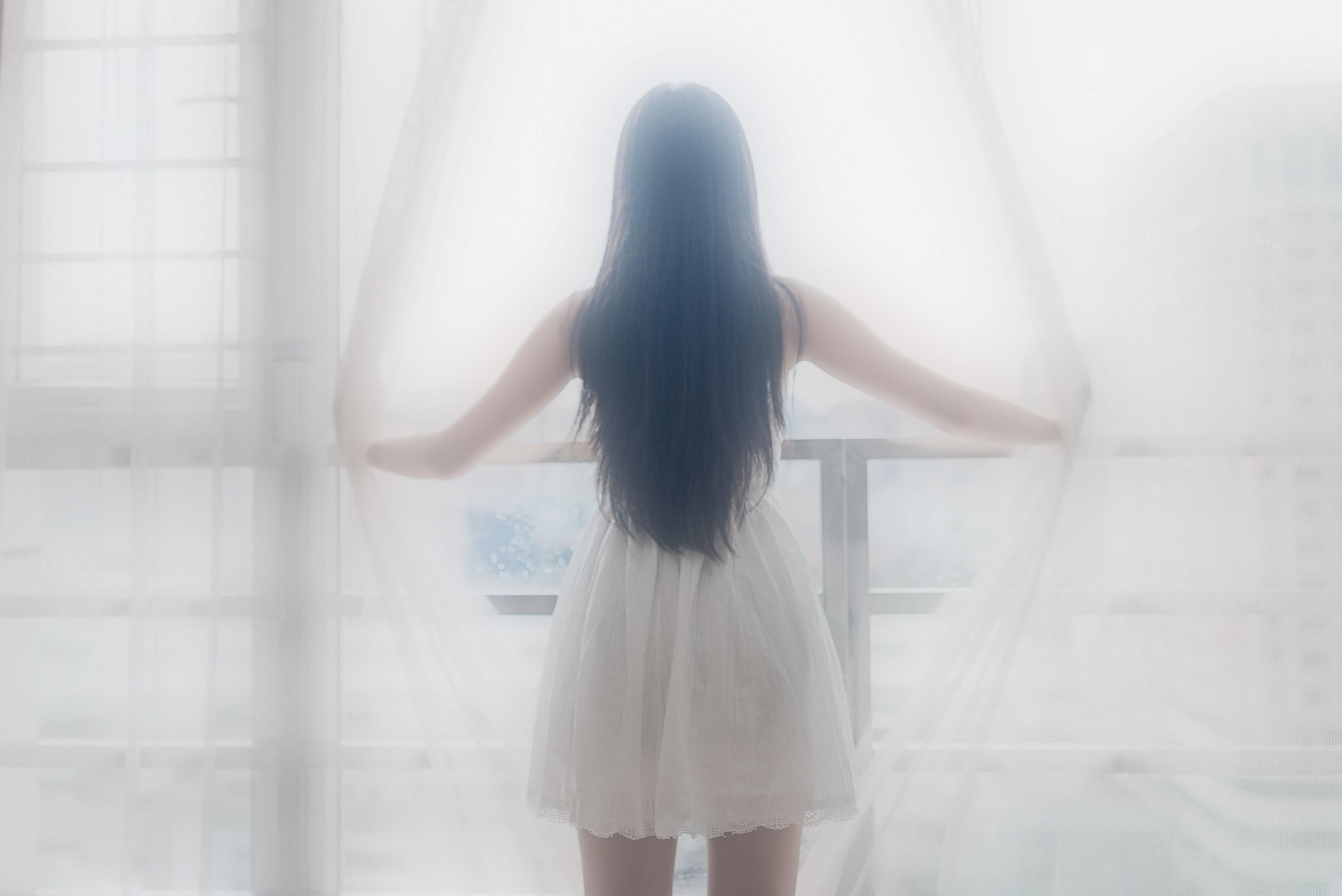 【兔玩映画】慵懒的起床 兔玩映画 第12张