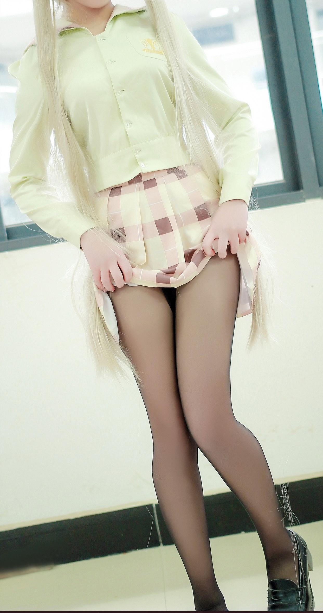 【兔玩映画】穹妹的体操服 兔玩映画 第1张