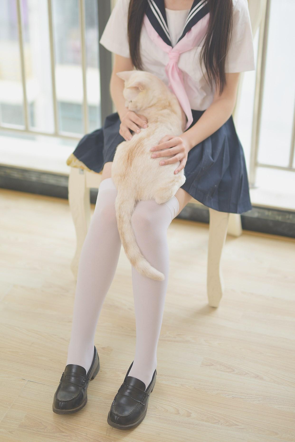 【兔玩映画】水手服的喵喵酱 兔玩映画 第43张