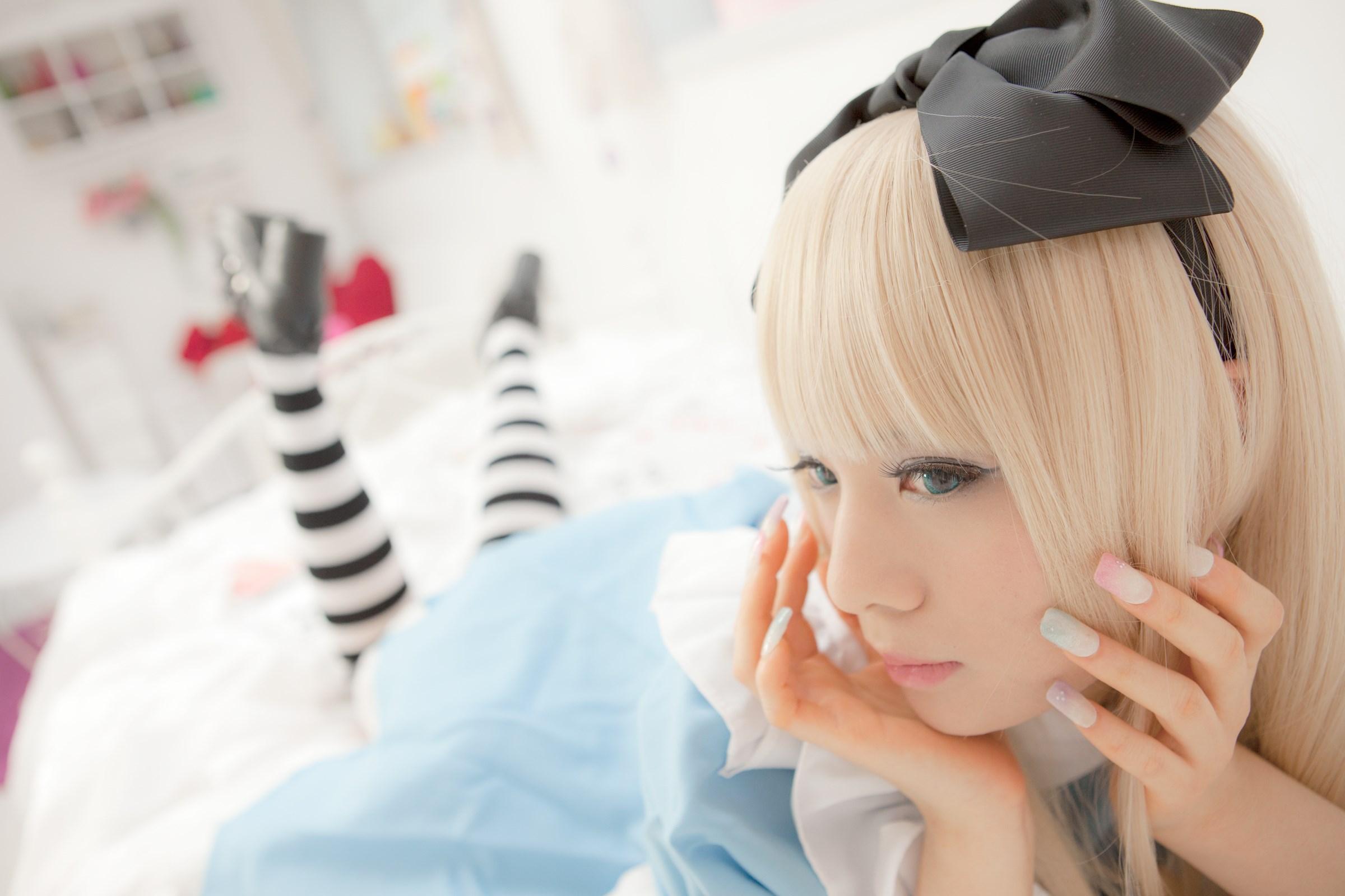 【兔玩映画】爱丽丝少女 兔玩映画 第33张