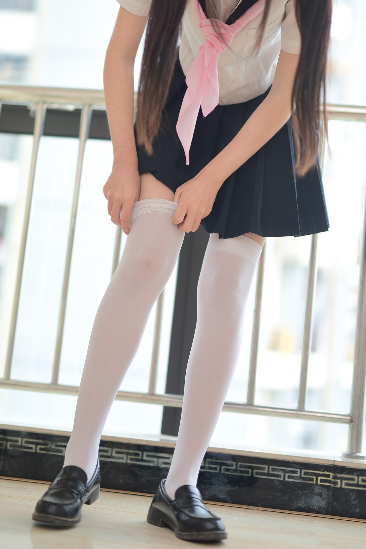 【兔玩映画】水手服的喵喵酱 兔玩映画 第28张