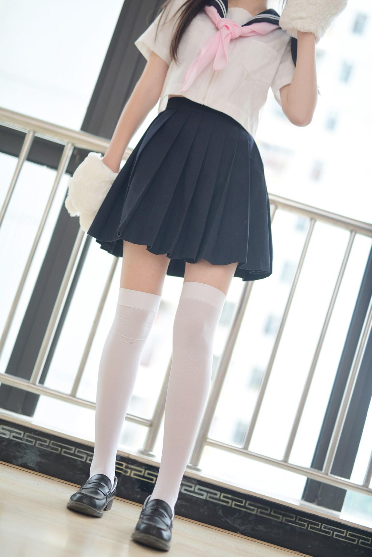 【兔玩映画】水手服的喵喵酱 兔玩映画 第27张