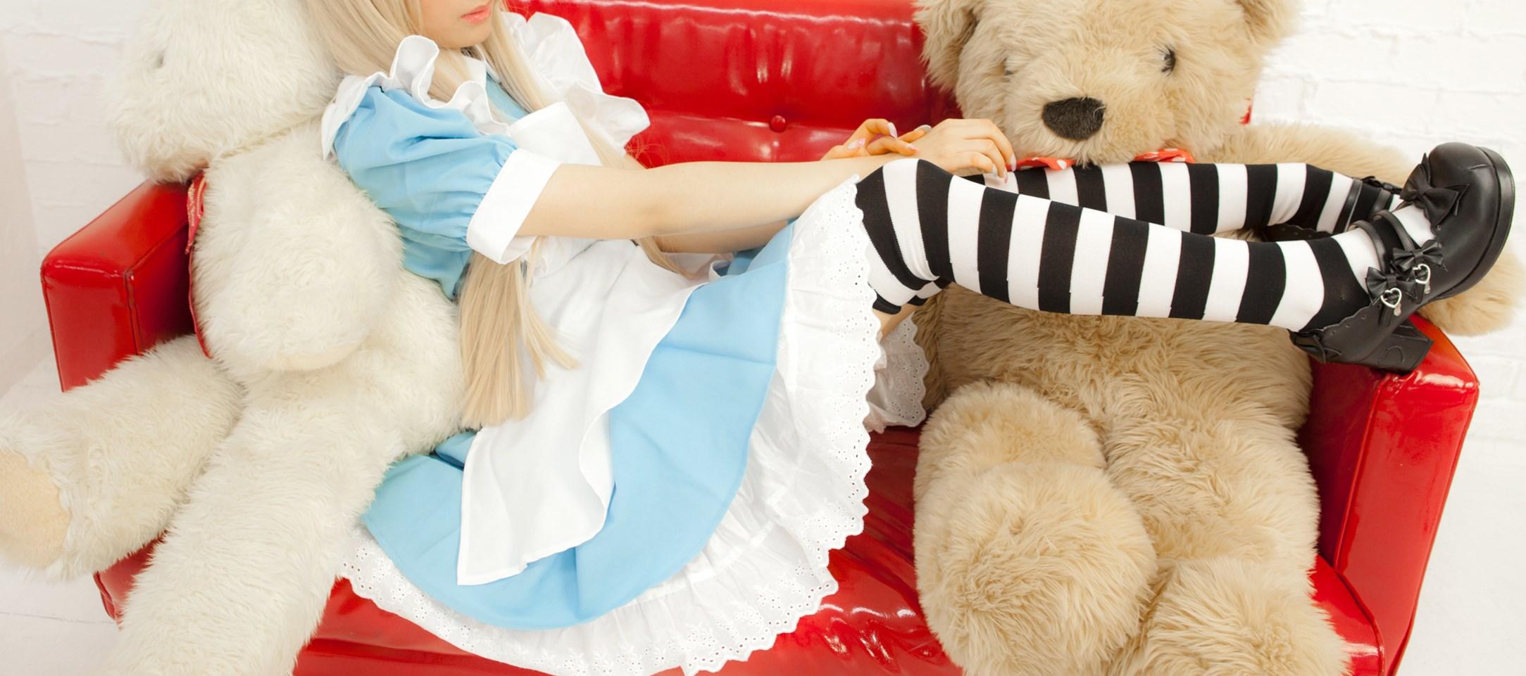 【兔玩映画】爱丽丝少女 兔玩映画 第27张
