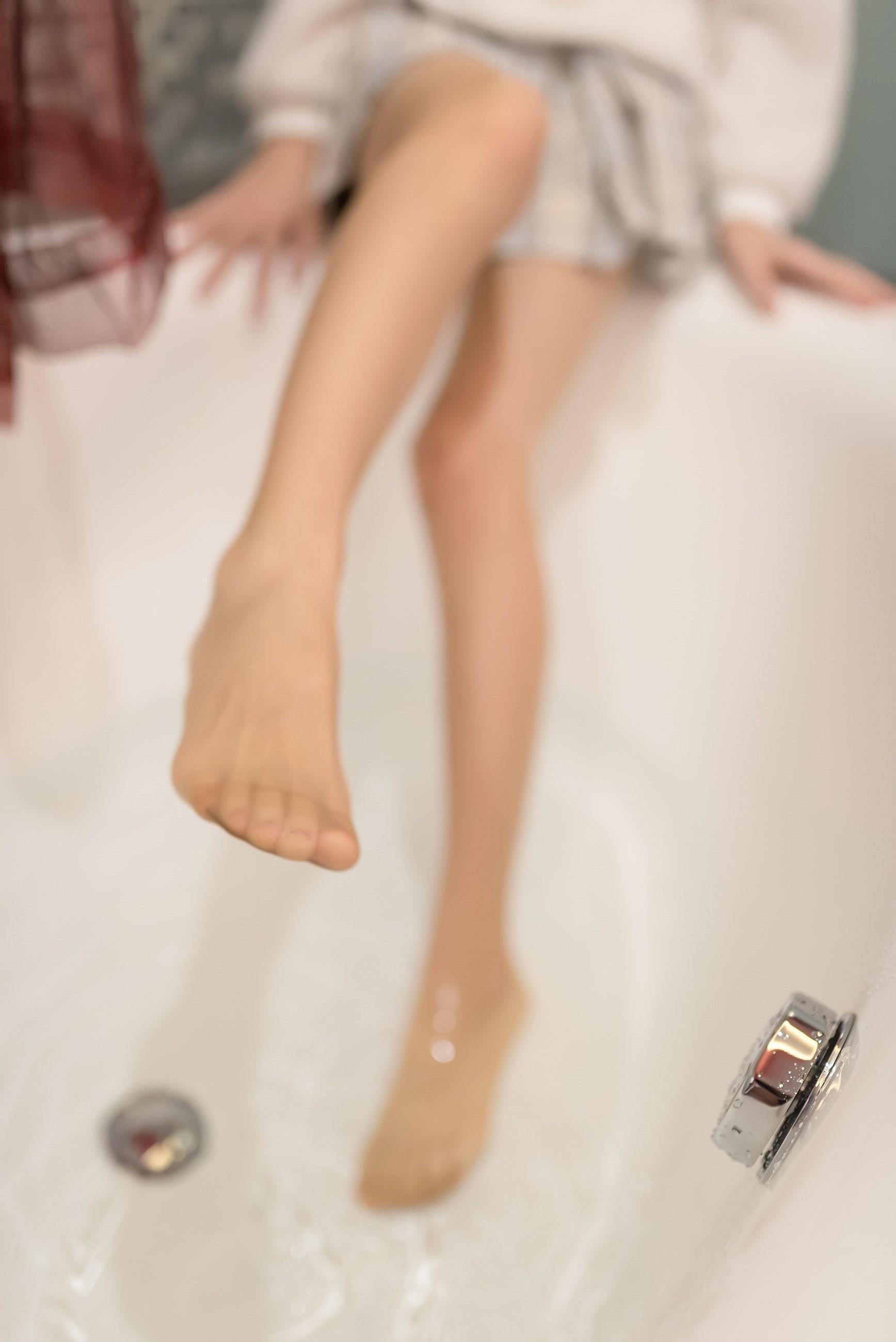 【兔玩映画】浴缸里的肉丝 兔玩映画 第29张