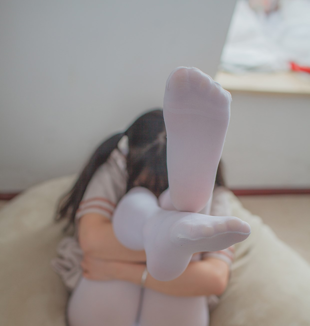【兔玩映画】暖暖的白丝 兔玩映画 第36张