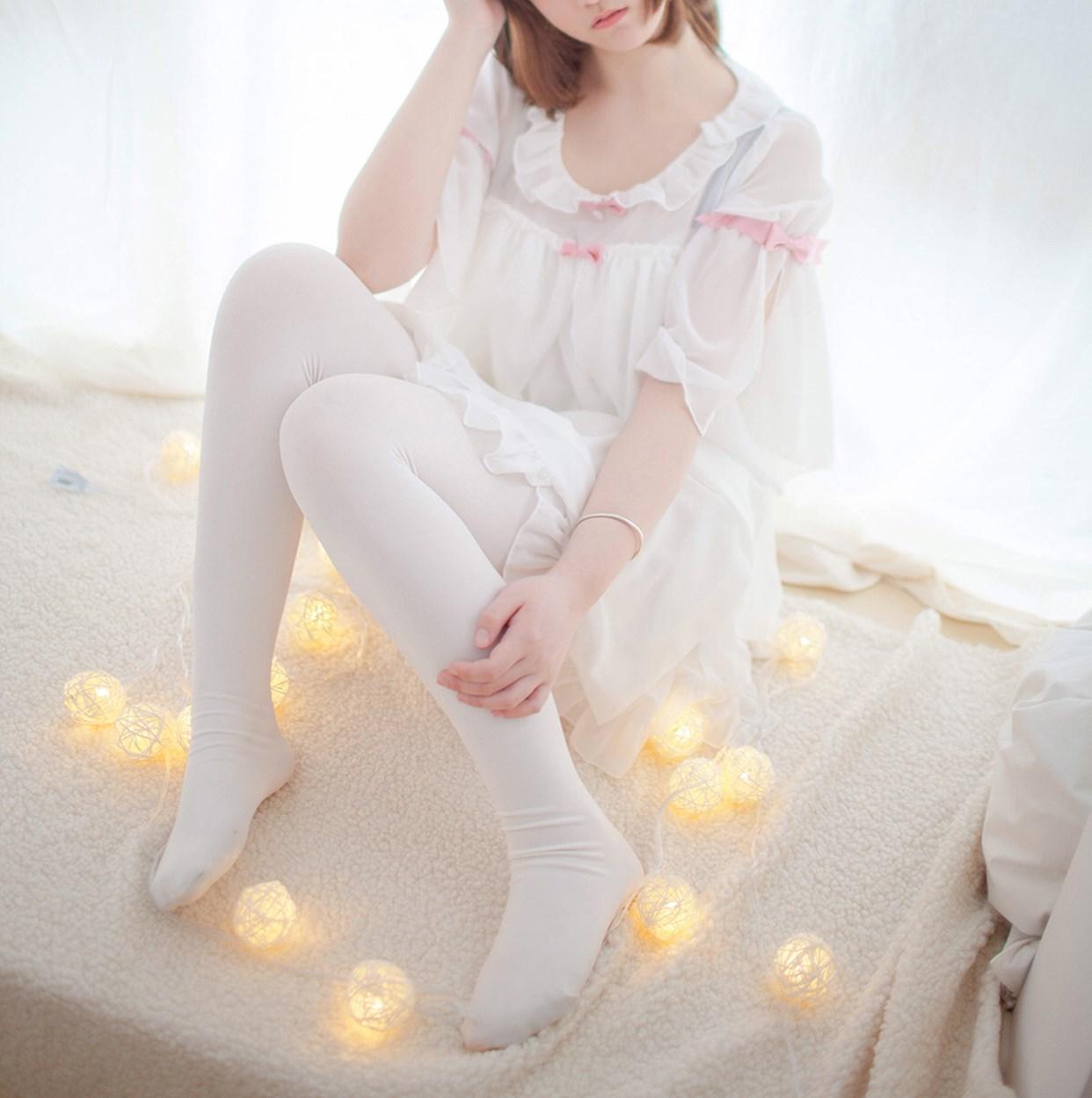 【兔玩映画】暖暖的白丝 兔玩映画 第13张