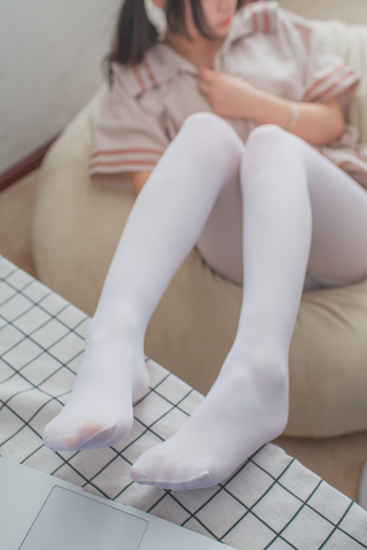 【兔玩映画】暖暖的白丝 兔玩映画 第4张