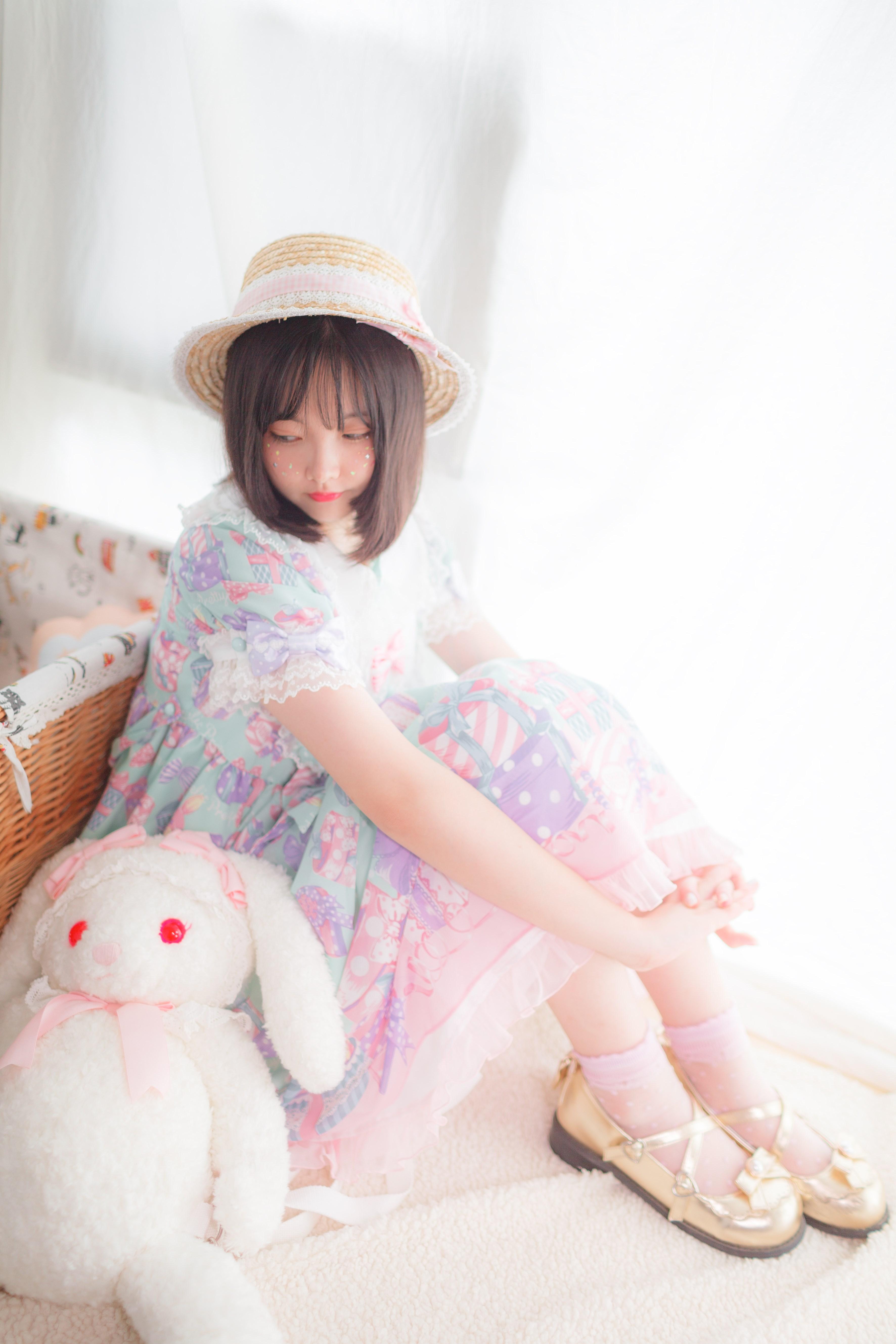 【兔玩映画】软萌小萝莉 兔玩映画 第2张