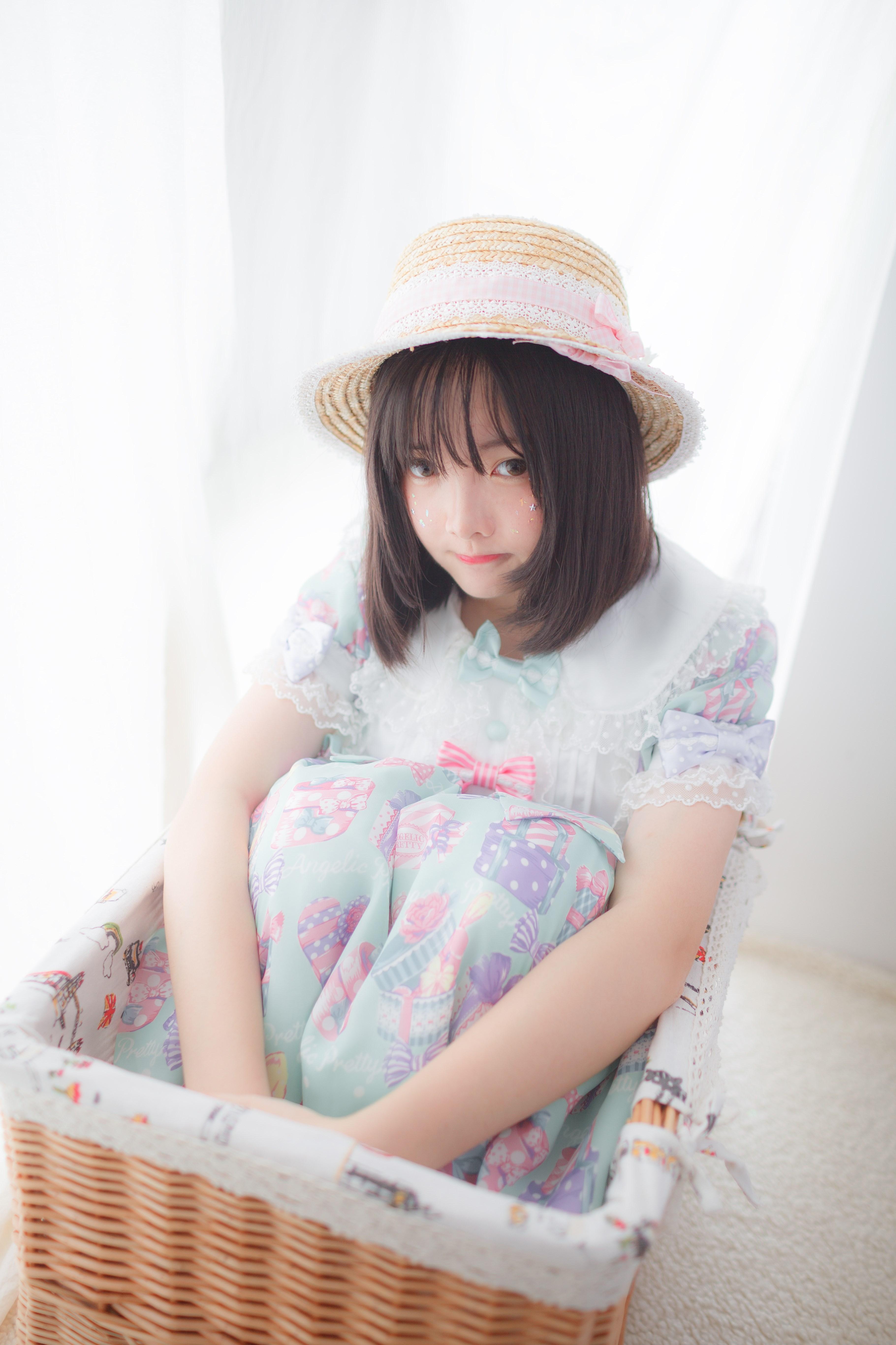 【兔玩映画】软萌小萝莉 兔玩映画 第1张