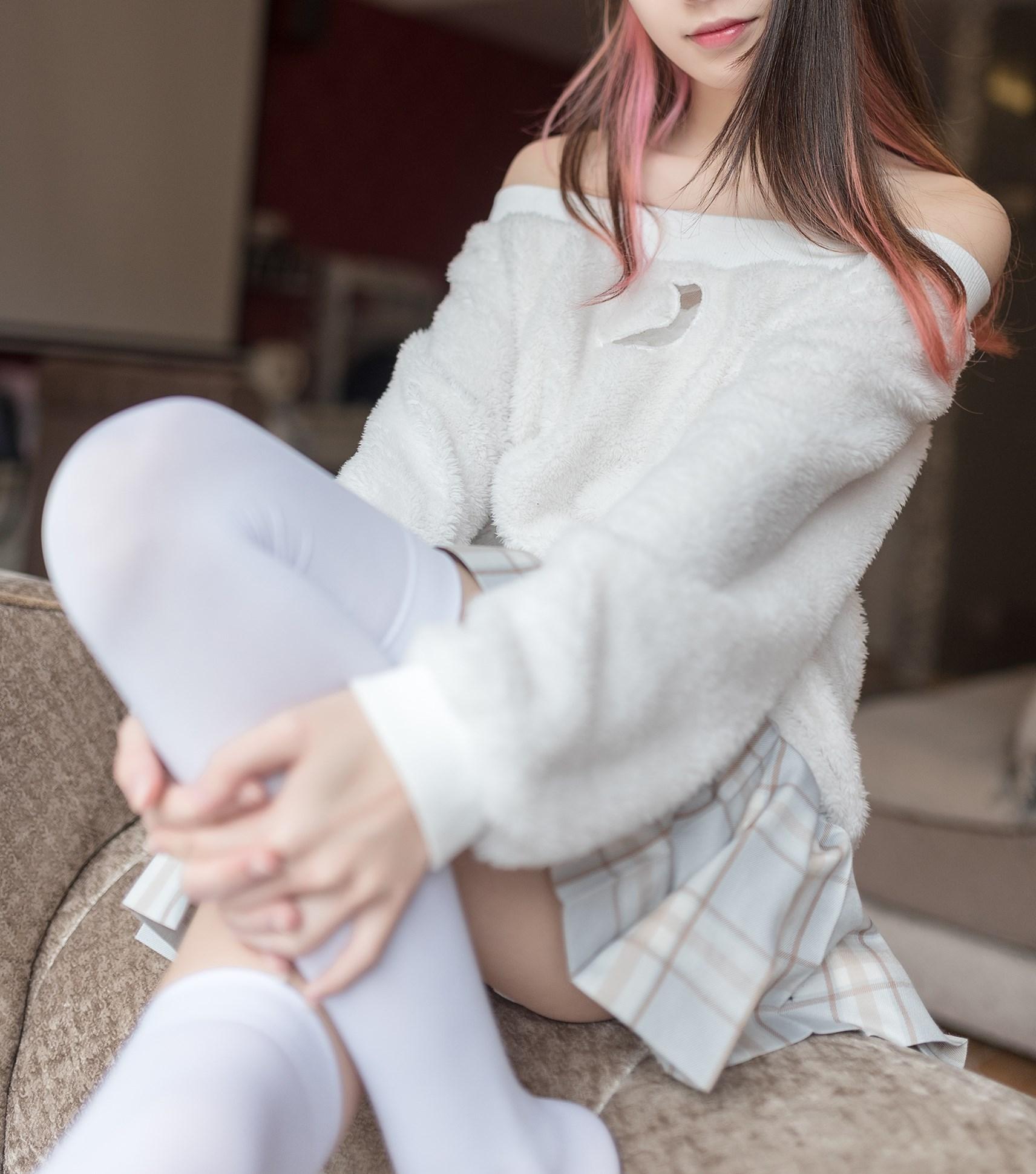 【兔玩映画】露肩少女 兔玩映画 第21张