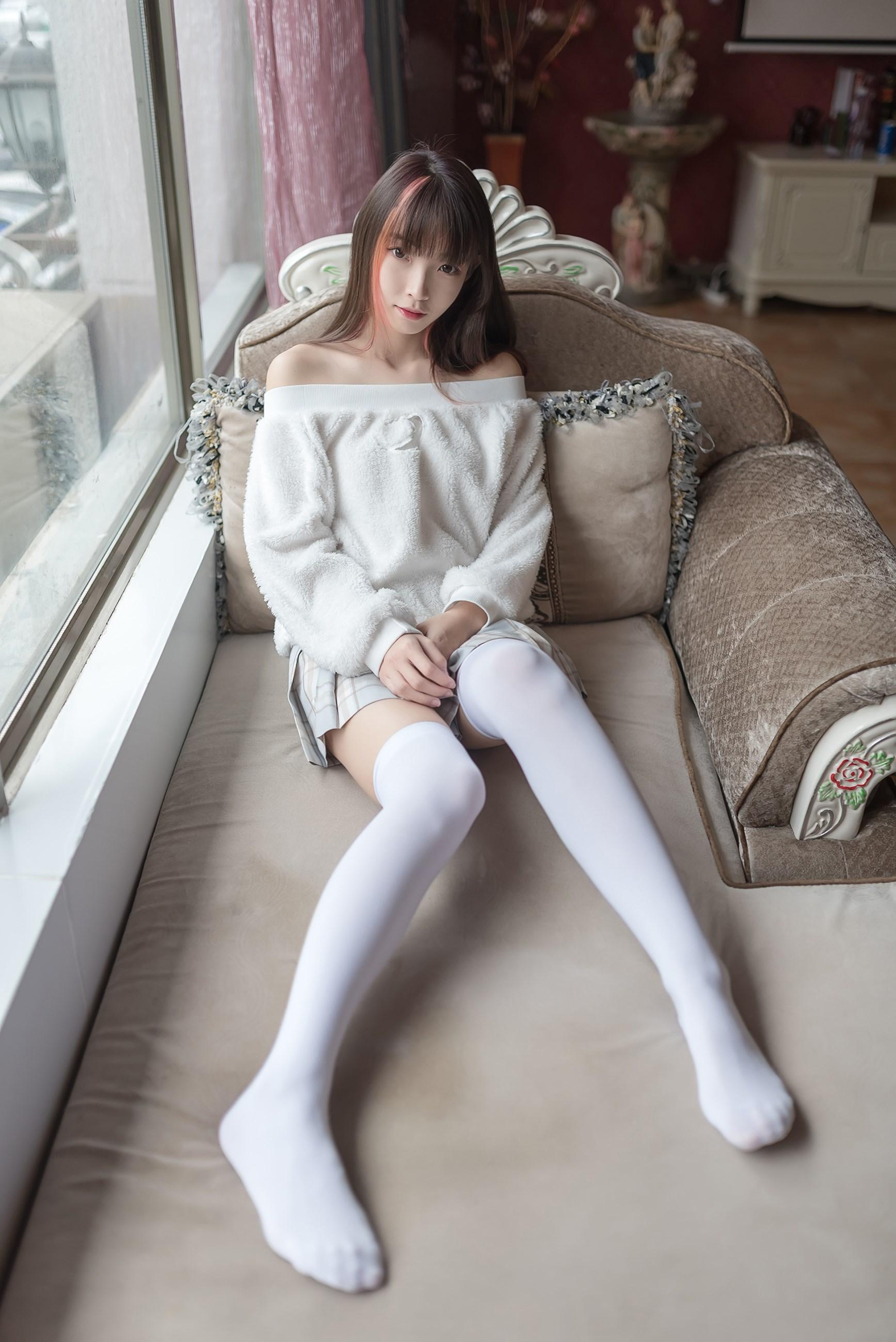 【兔玩映画】露肩少女 兔玩映画 第14张