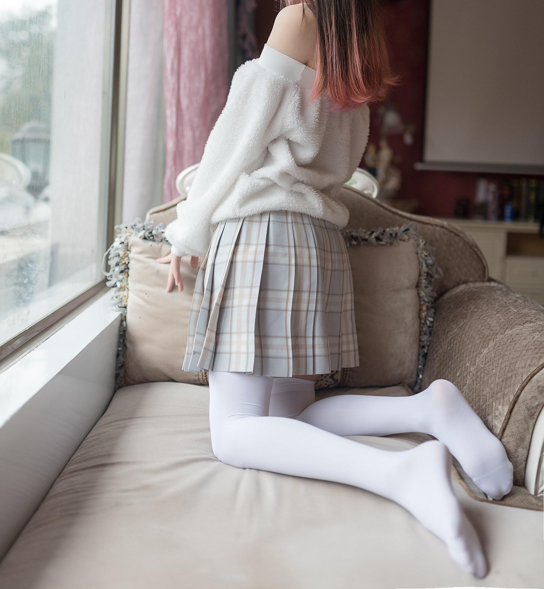 【兔玩映画】露肩少女 兔玩映画 第9张