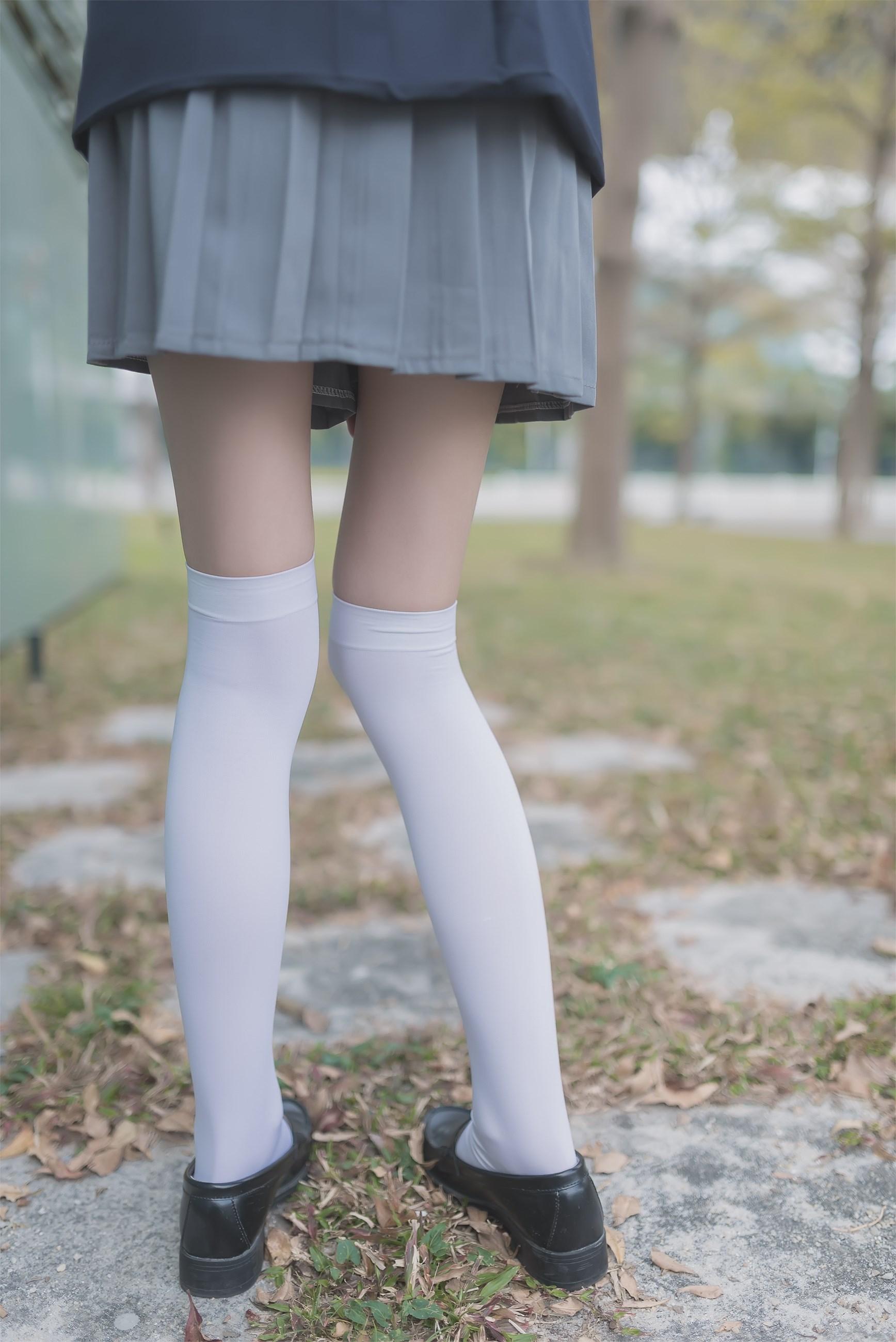 【兔玩映画】黑丝和白丝,你更喜欢哪个? 兔玩映画 第46张