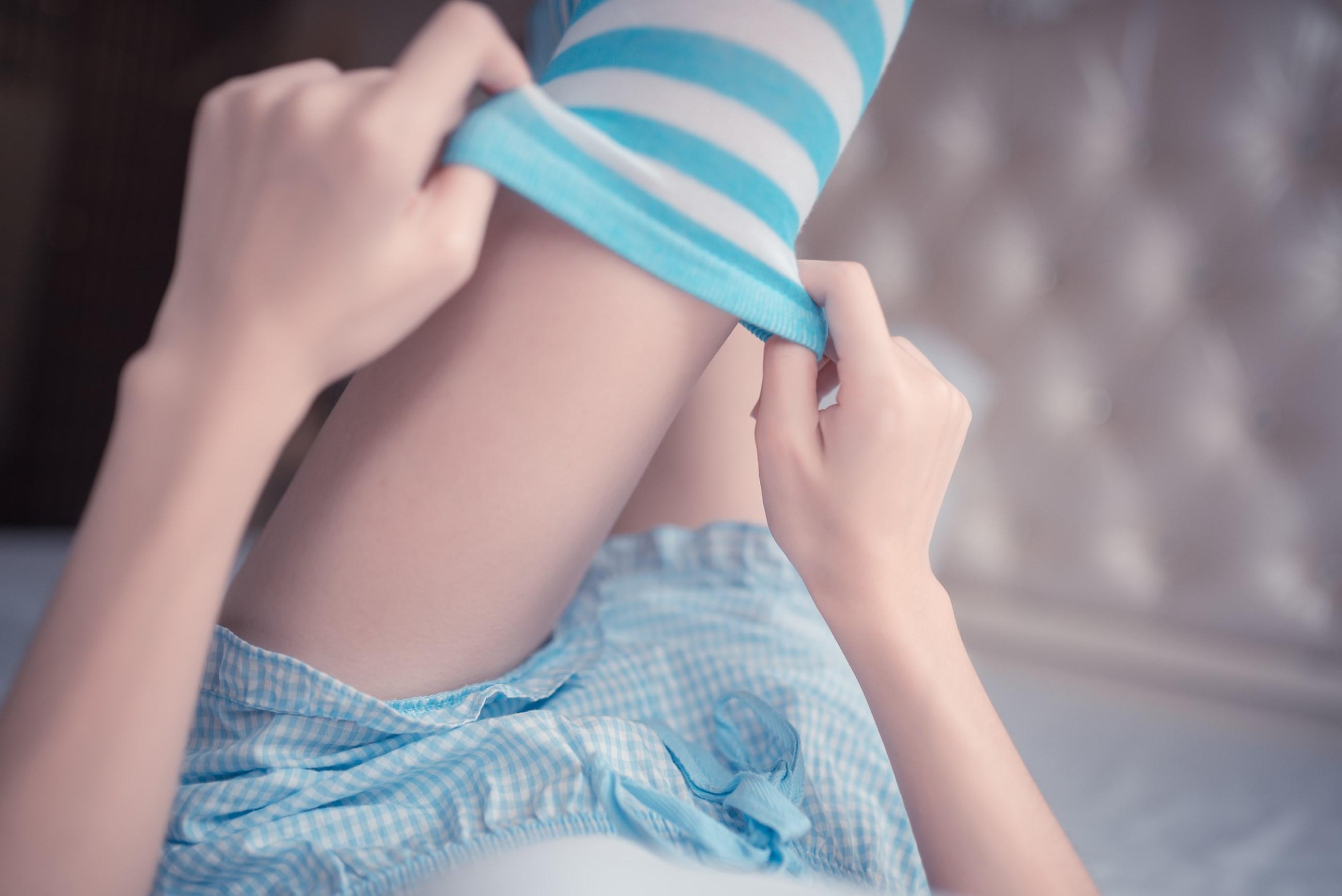 【兔玩映画】蓝白条纹 兔玩映画 第38张