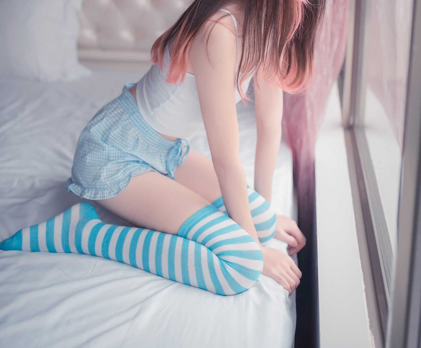 【兔玩映画】蓝白条纹 兔玩映画 第20张