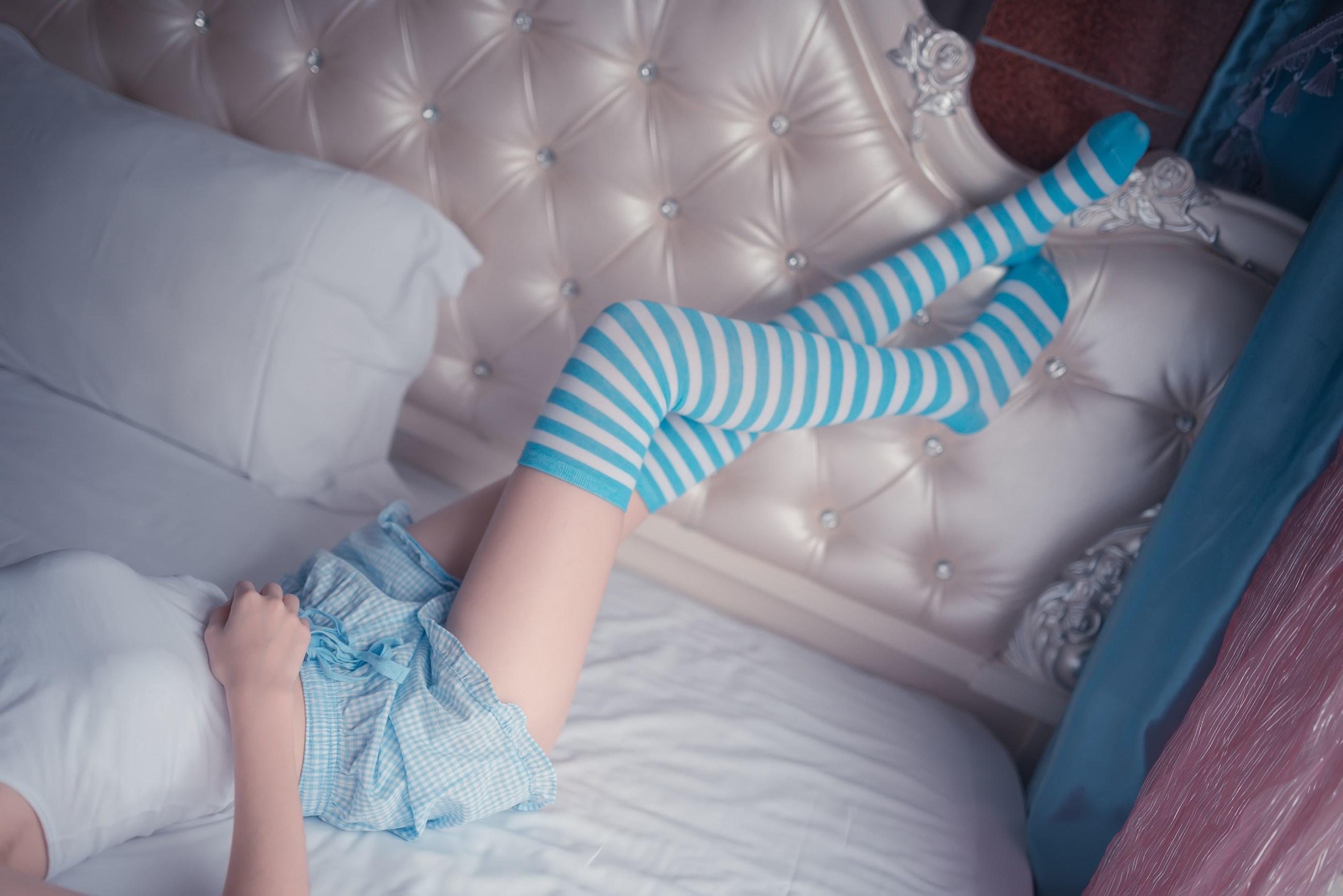 【兔玩映画】蓝白条纹 兔玩映画 第15张